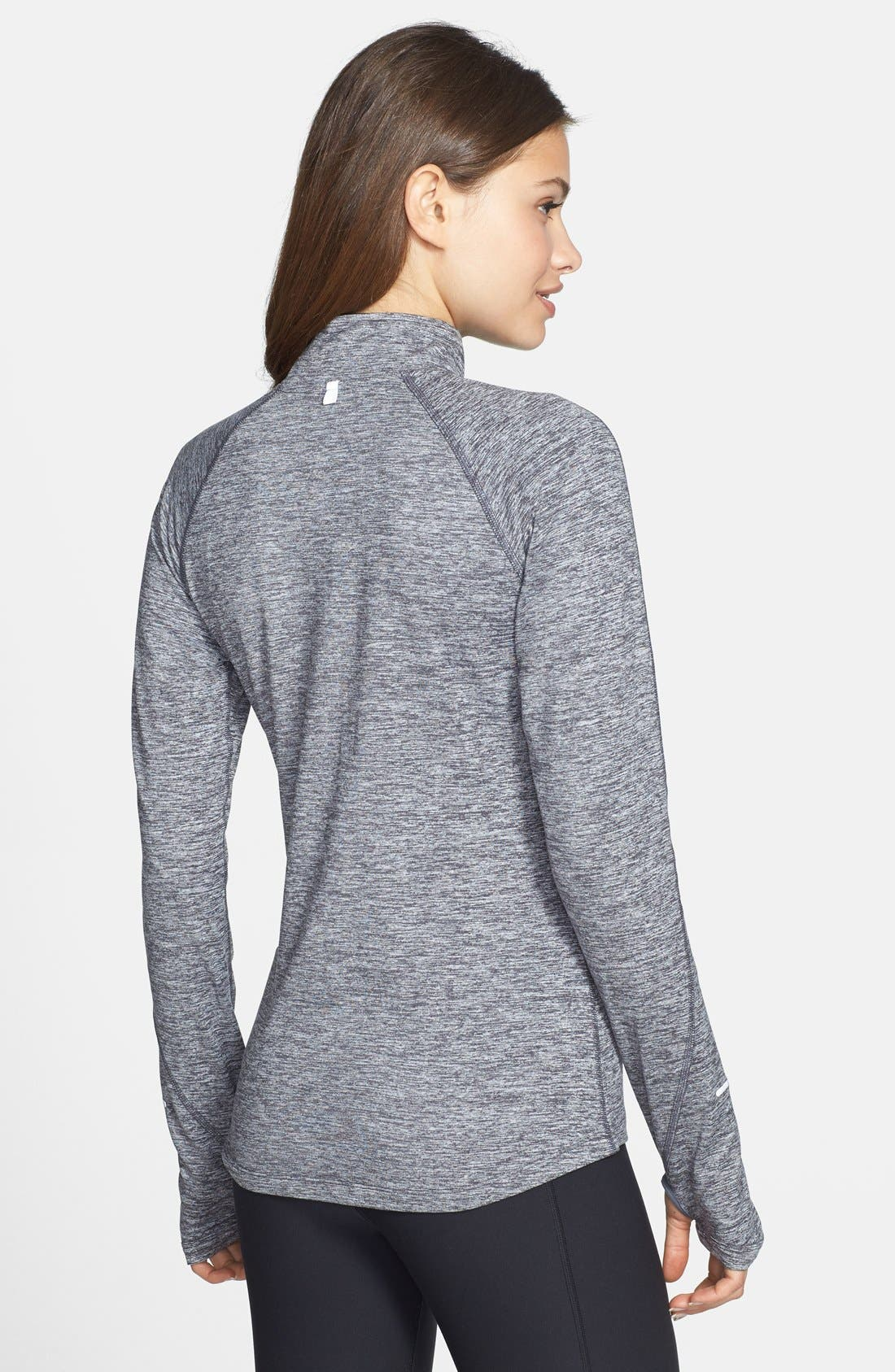 Alternate Image 2  - Nike 'Element' Half Zip Top
