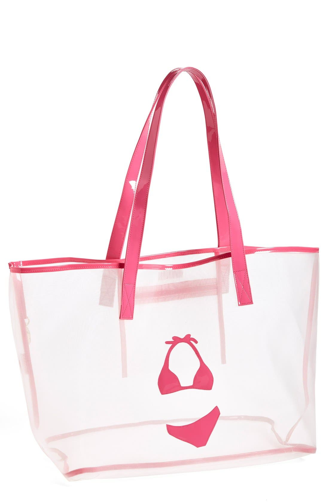 Alternate Image 1 Selected - Lolo 'Madison - Bikini' Mesh Tote