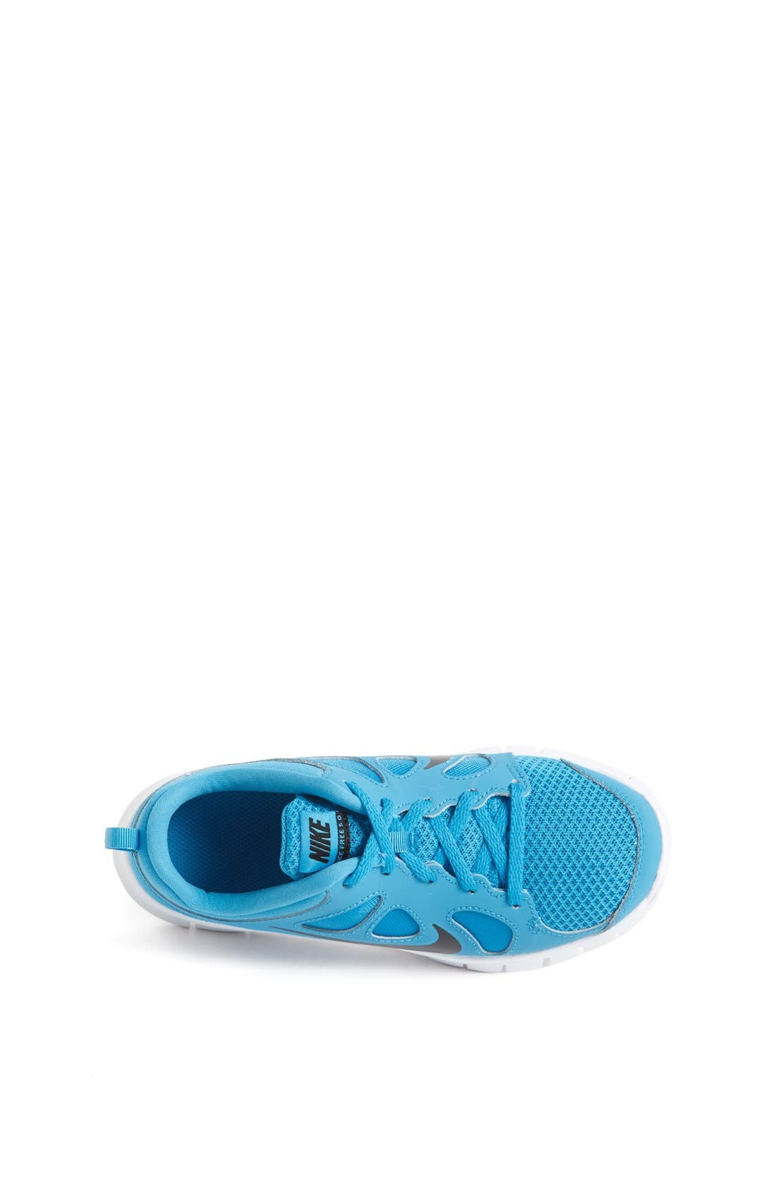Alternate Image 3  - Nike 'Free Run 5.0' Running Shoe (Toddler & Little Kid)