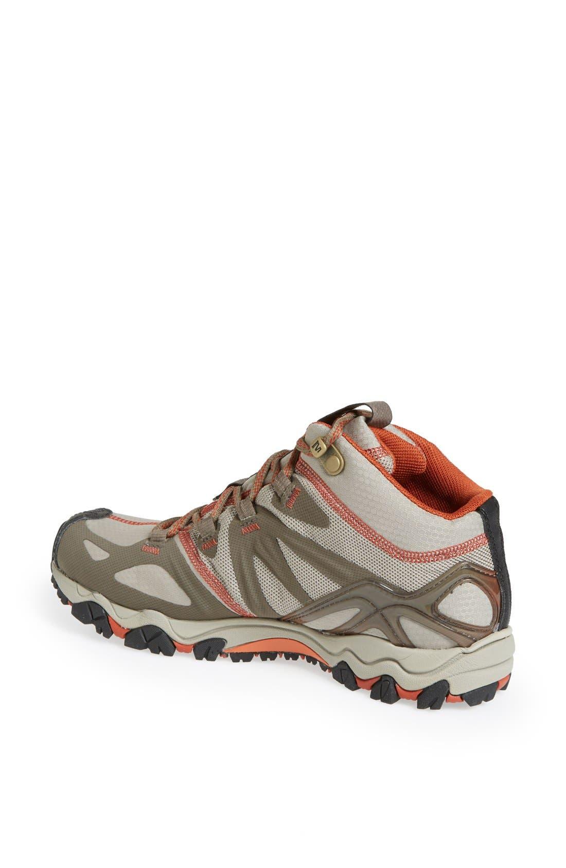 Alternate Image 2  - Merrell 'Grassbow Sport - Mid' Waterproof Hiking Shoe (Women)