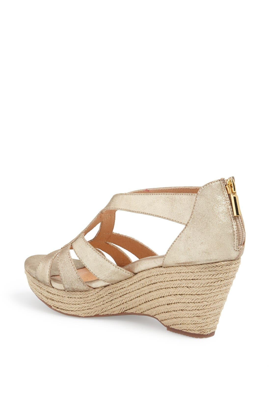 Alternate Image 2  - Söfft 'Mena' Espadrille Wedge Sandal