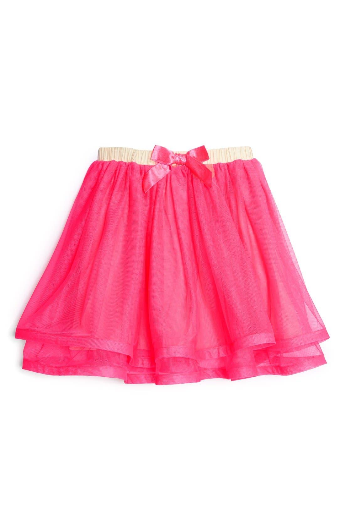 Alternate Image 1 Selected - Billieblush Tutu Skirt (Toddler Girls, Little Girls & Big Girls)