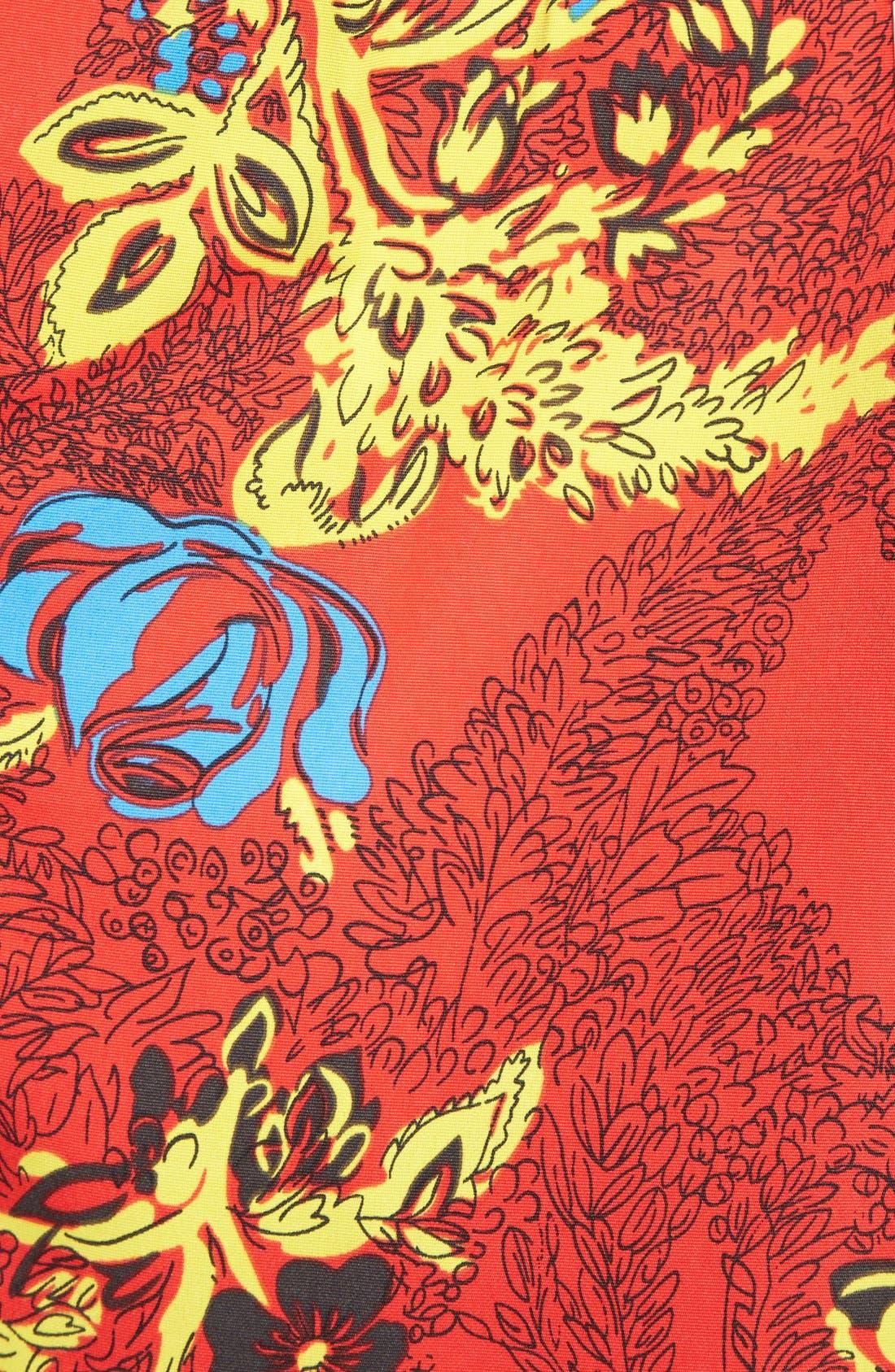 Alternate Image 3  - Plenty by Tracy Reese 'Ashley' V-Neck Print Dress