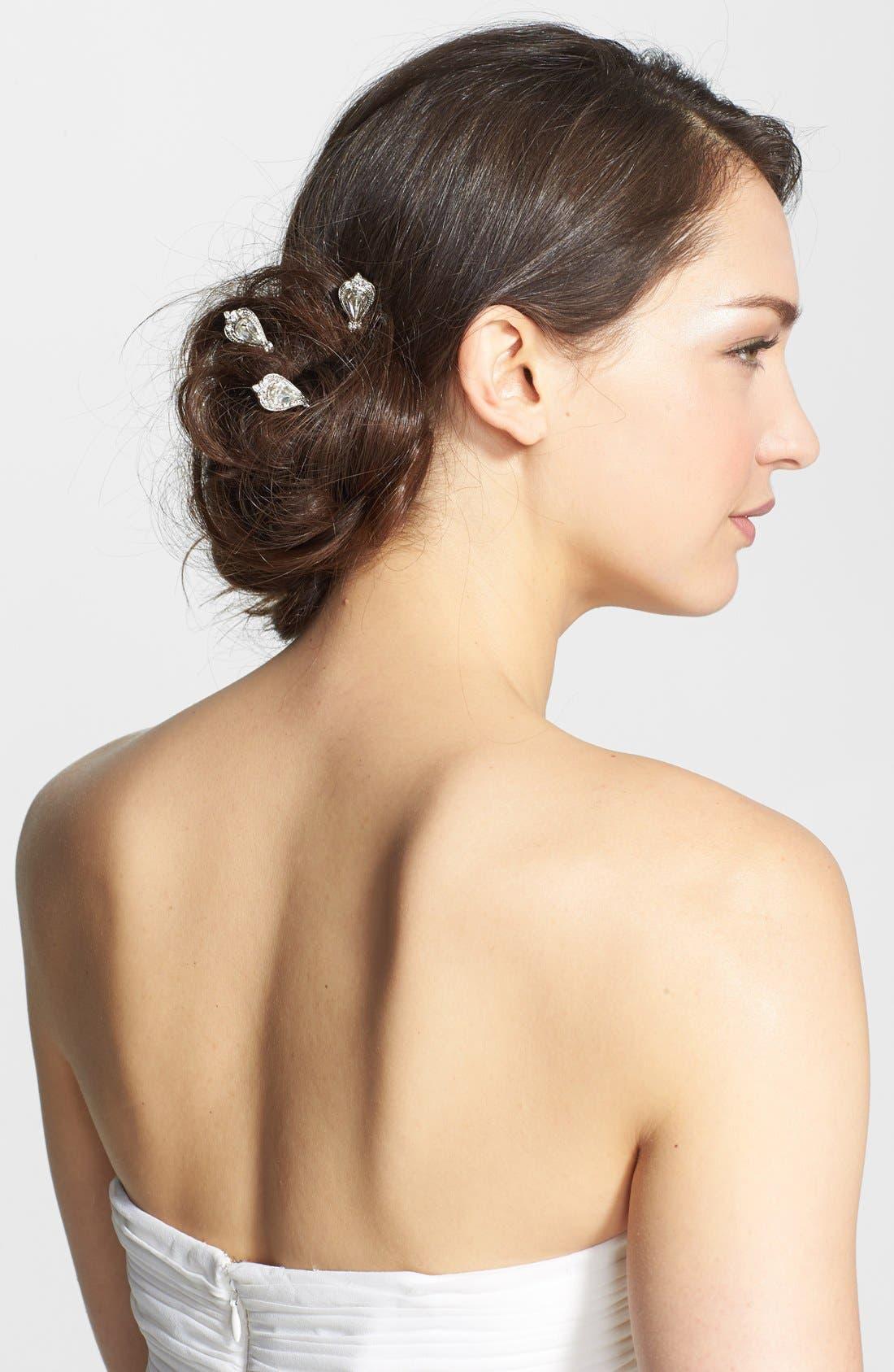 Main Image - Nina Victorian Hairpins (Set of 3)