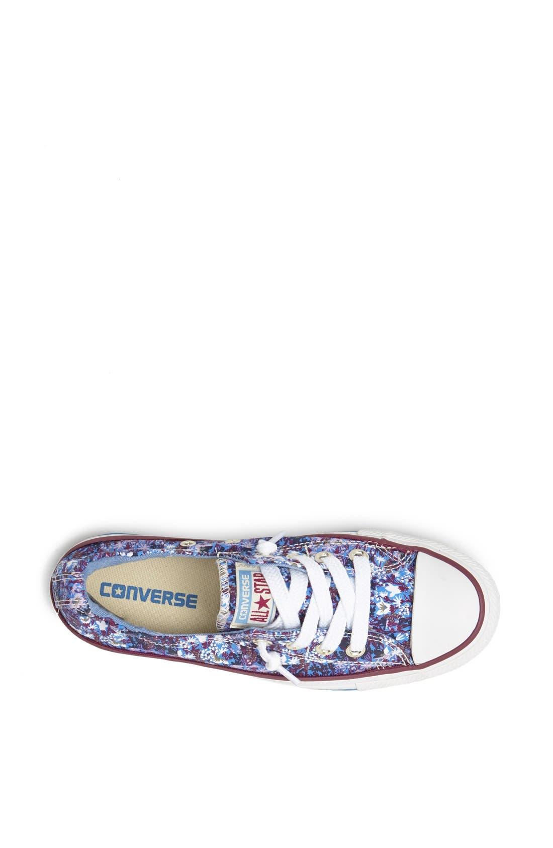 Alternate Image 3  - Converse Chuck Taylor® 'Shoreline' Flower Print Sneaker (Women)