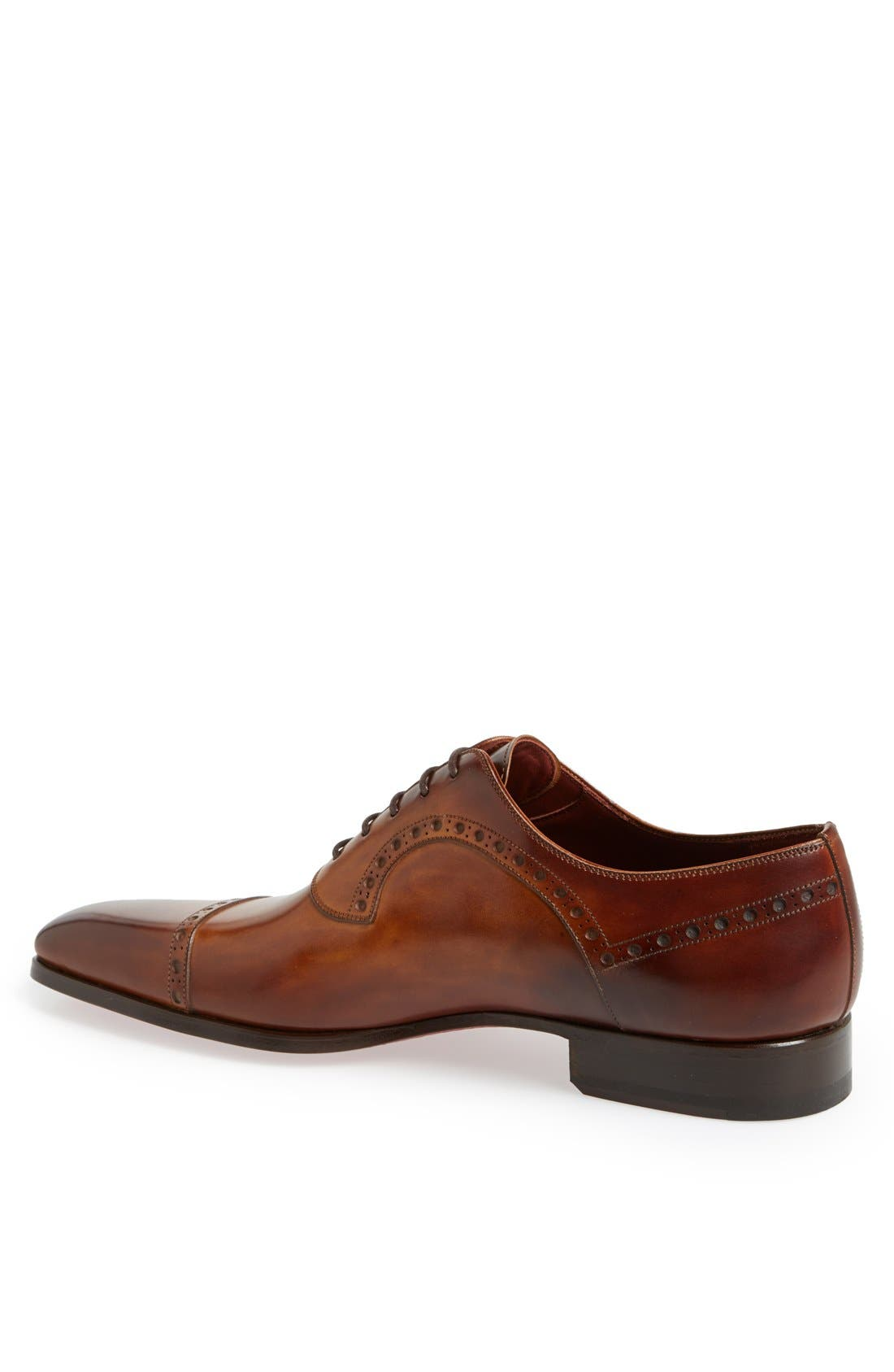 Alternate Image 2  - Magnanni 'Cris' Cap Toe Oxford
