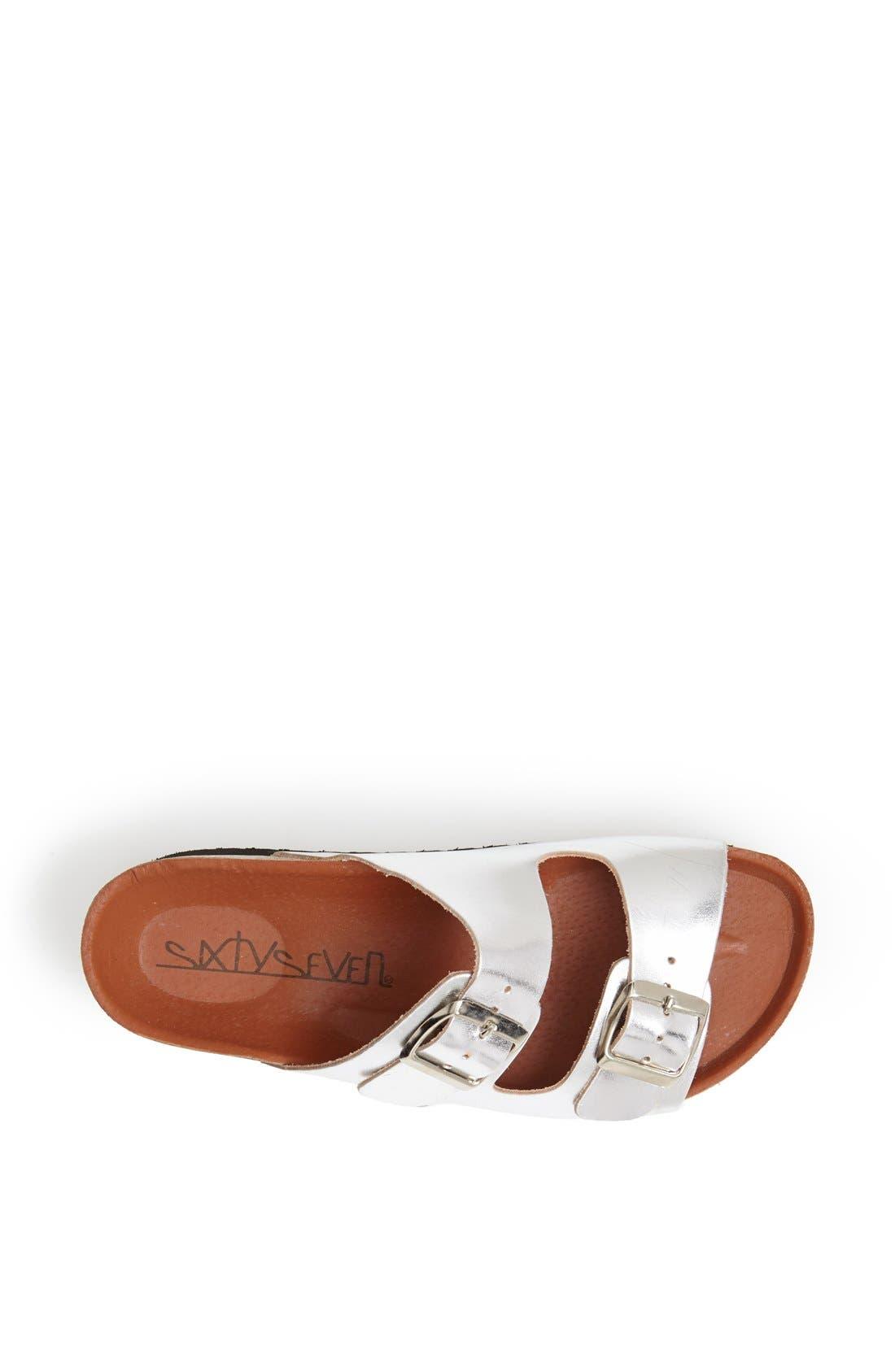 Alternate Image 3  - SIXTYSEVEN 'Indigo' Sandal