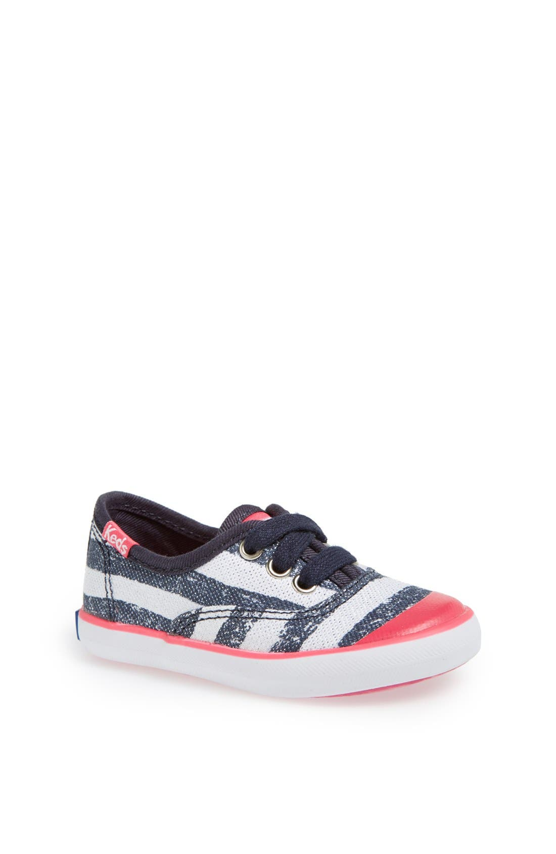 Main Image - Keds® 'Champion K' Sneaker (Walker & Toddler)