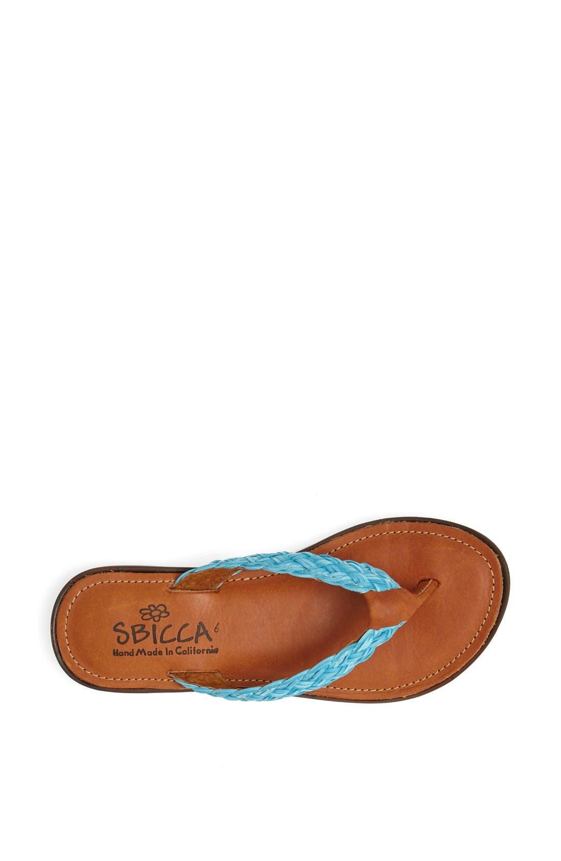 Alternate Image 3  - Sbicca 'Abalone' Flip Flop