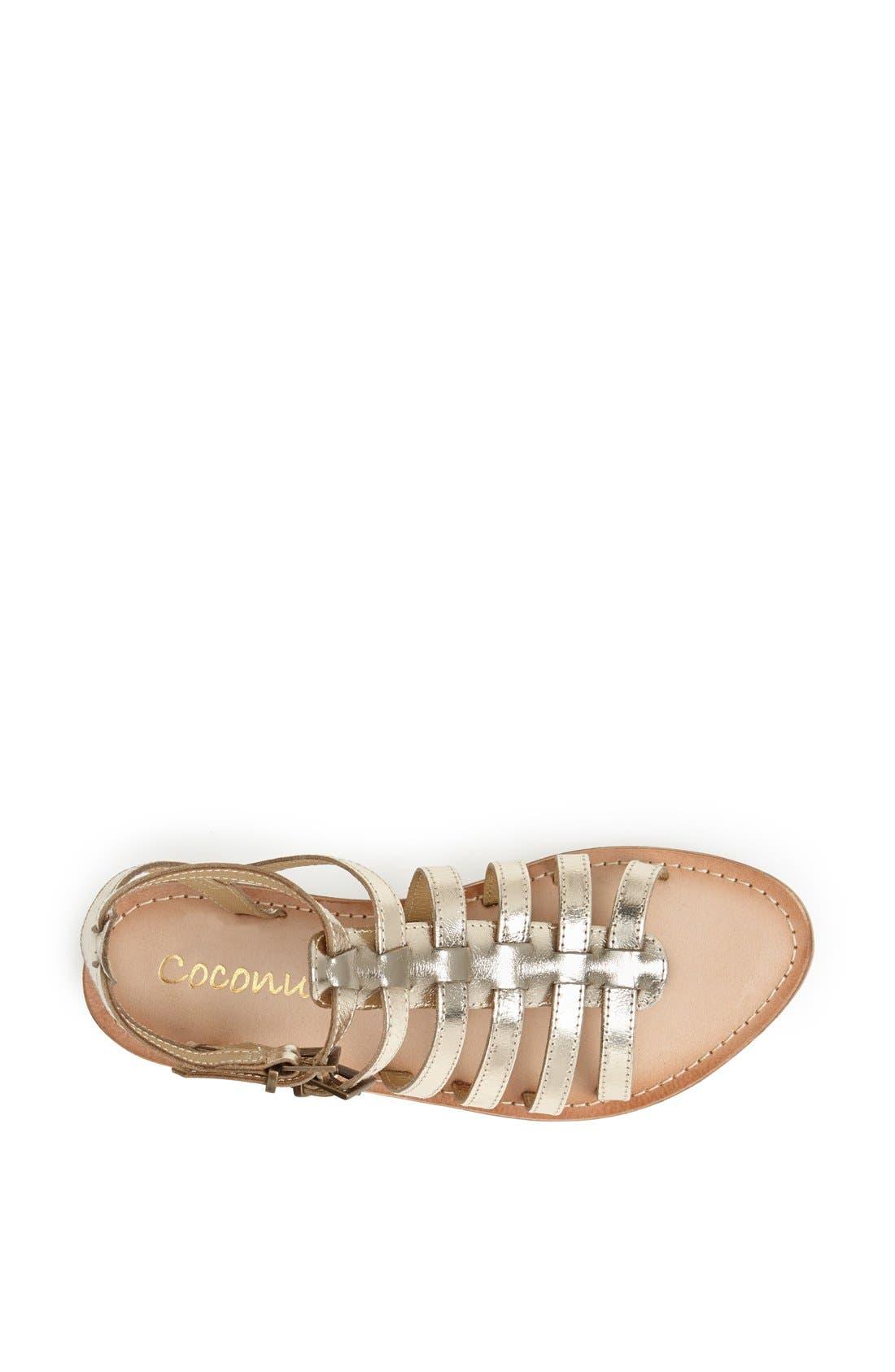 Alternate Image 3  - Matisse 'Storybook' Flat Leather Sandal