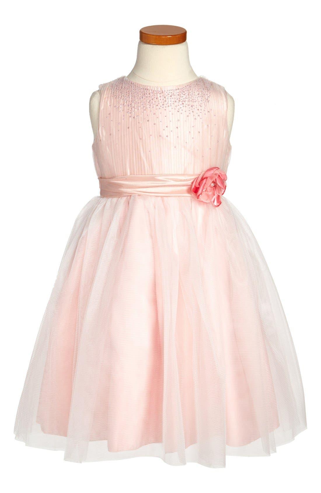 Alternate Image 1 Selected - Dorissa 'Serena' Dress (Little Girls)
