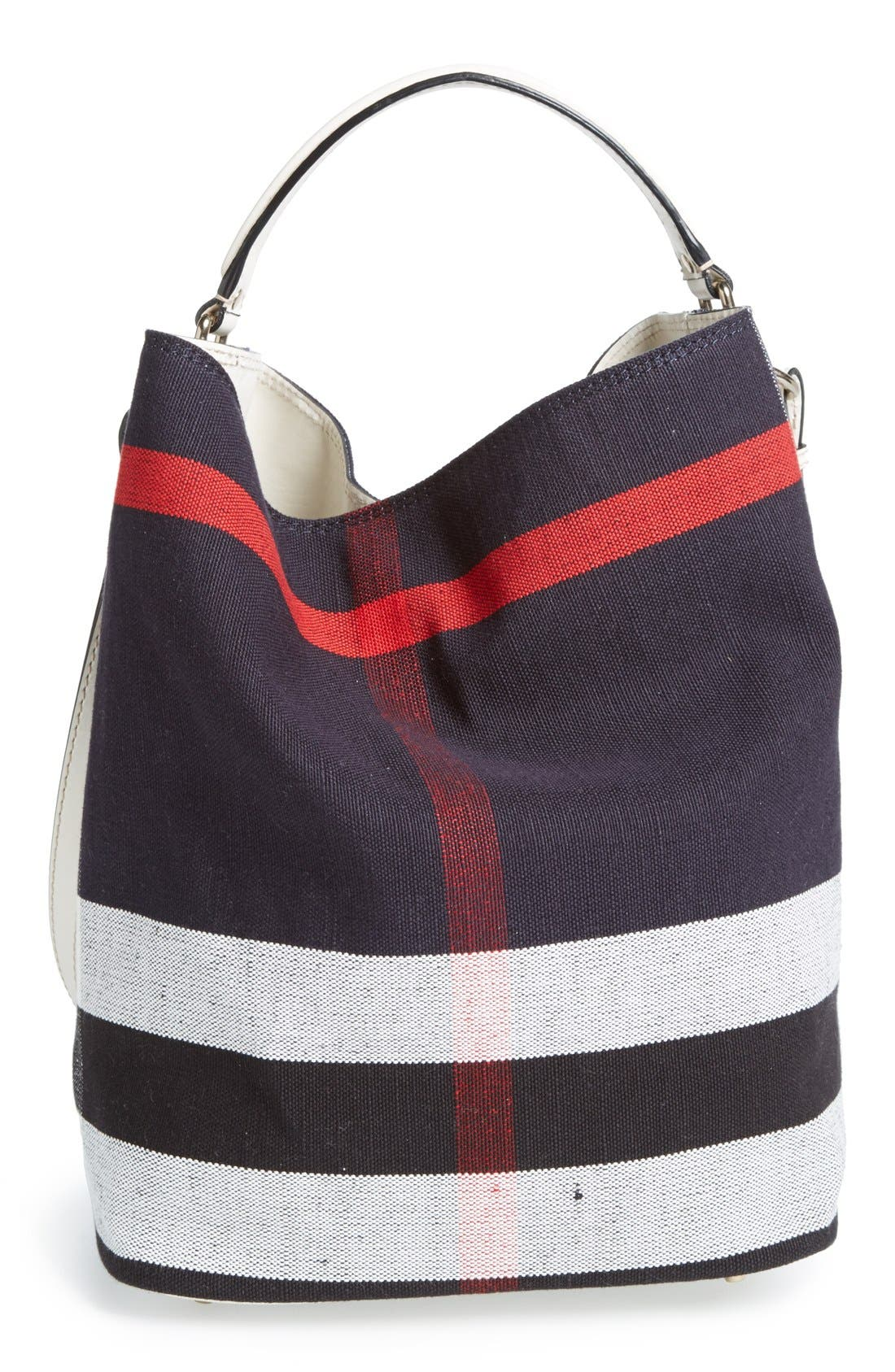 Main Image - Burberry Brit 'Susanna - Medium' Bucket Bag