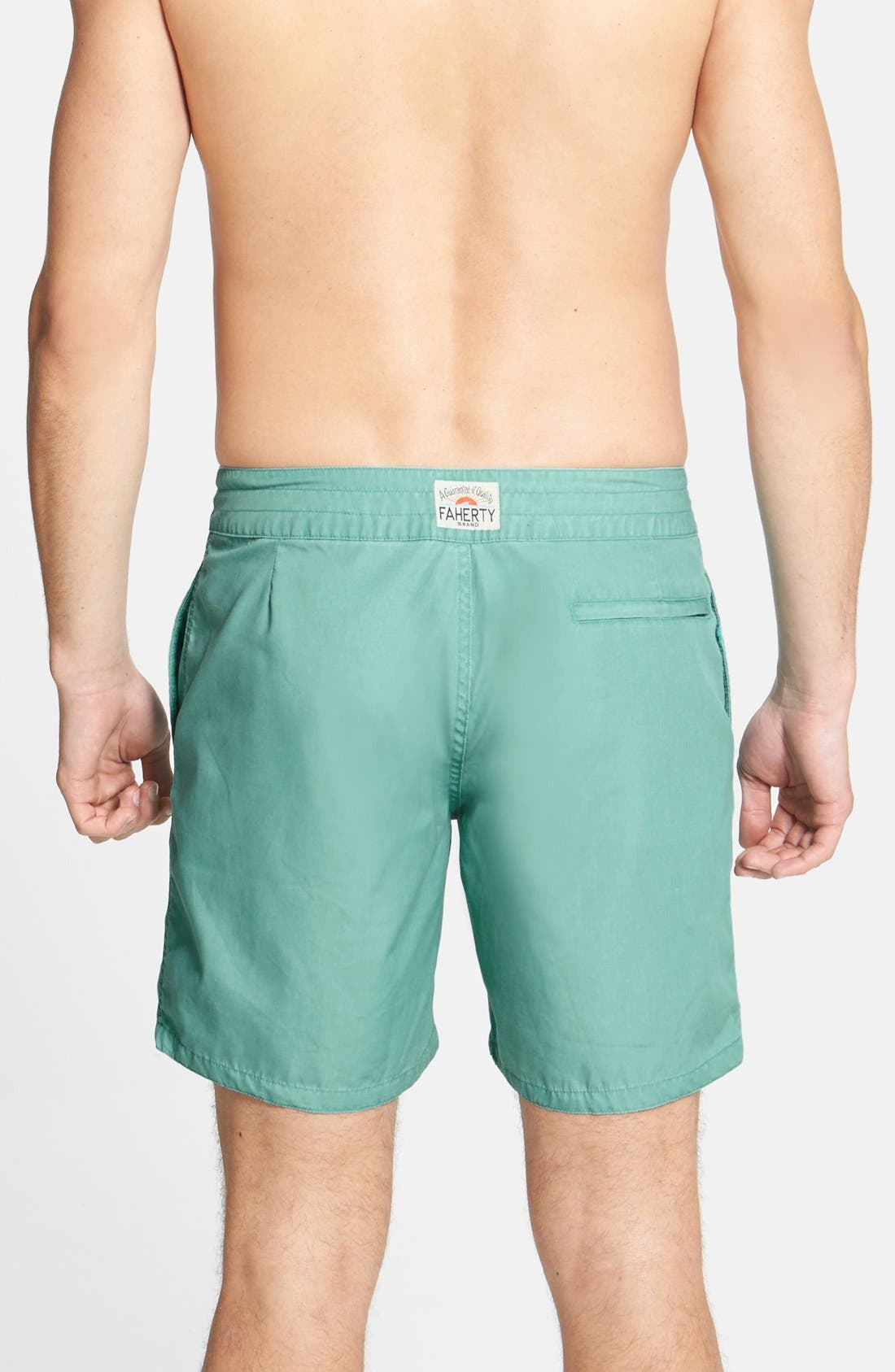 Alternate Image 2  - Faherty 'Classic' Board Shorts