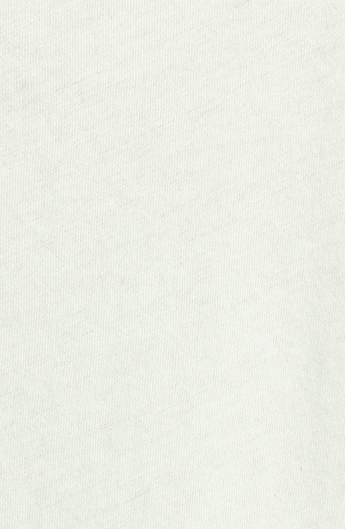 Alternate Image 3  - Wildfox 'Island List' Graphic Print Cotton Tee