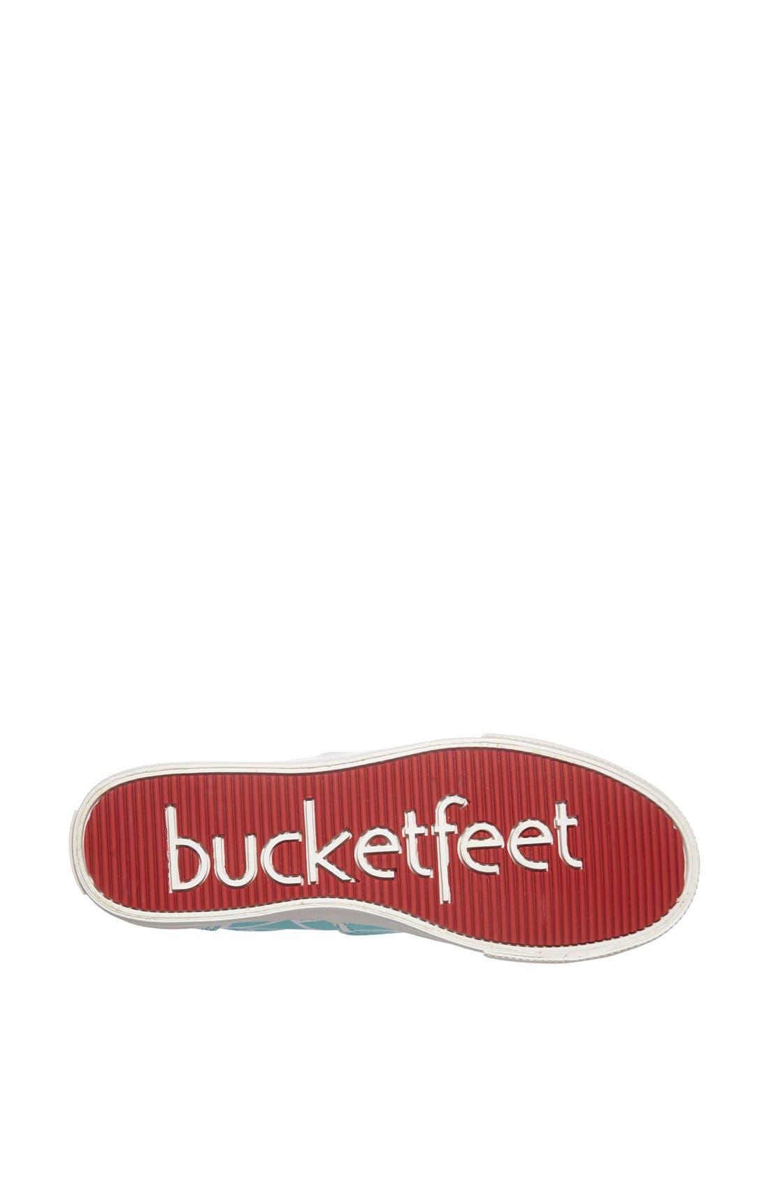 Alternate Image 4  - BucketFeet 'Fat Sugar' Sneaker (Women)