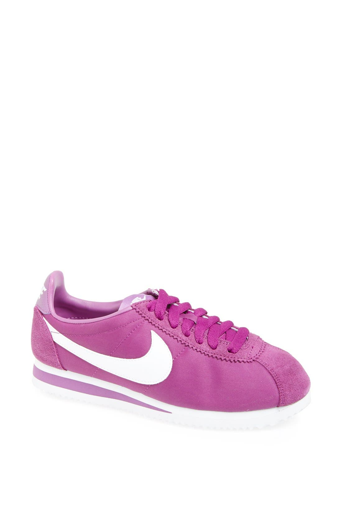 Alternate Image 1 Selected - Nike 'Classic Cortez' Sneaker (Women)