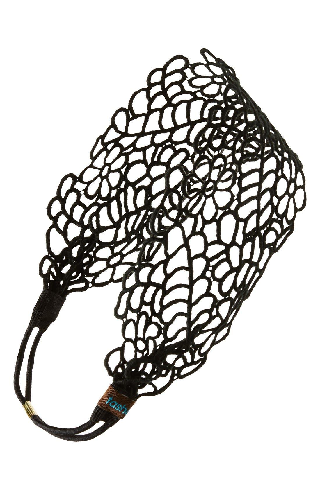 Alternate Image 1 Selected - Tasha 'Flora' Head Wrap