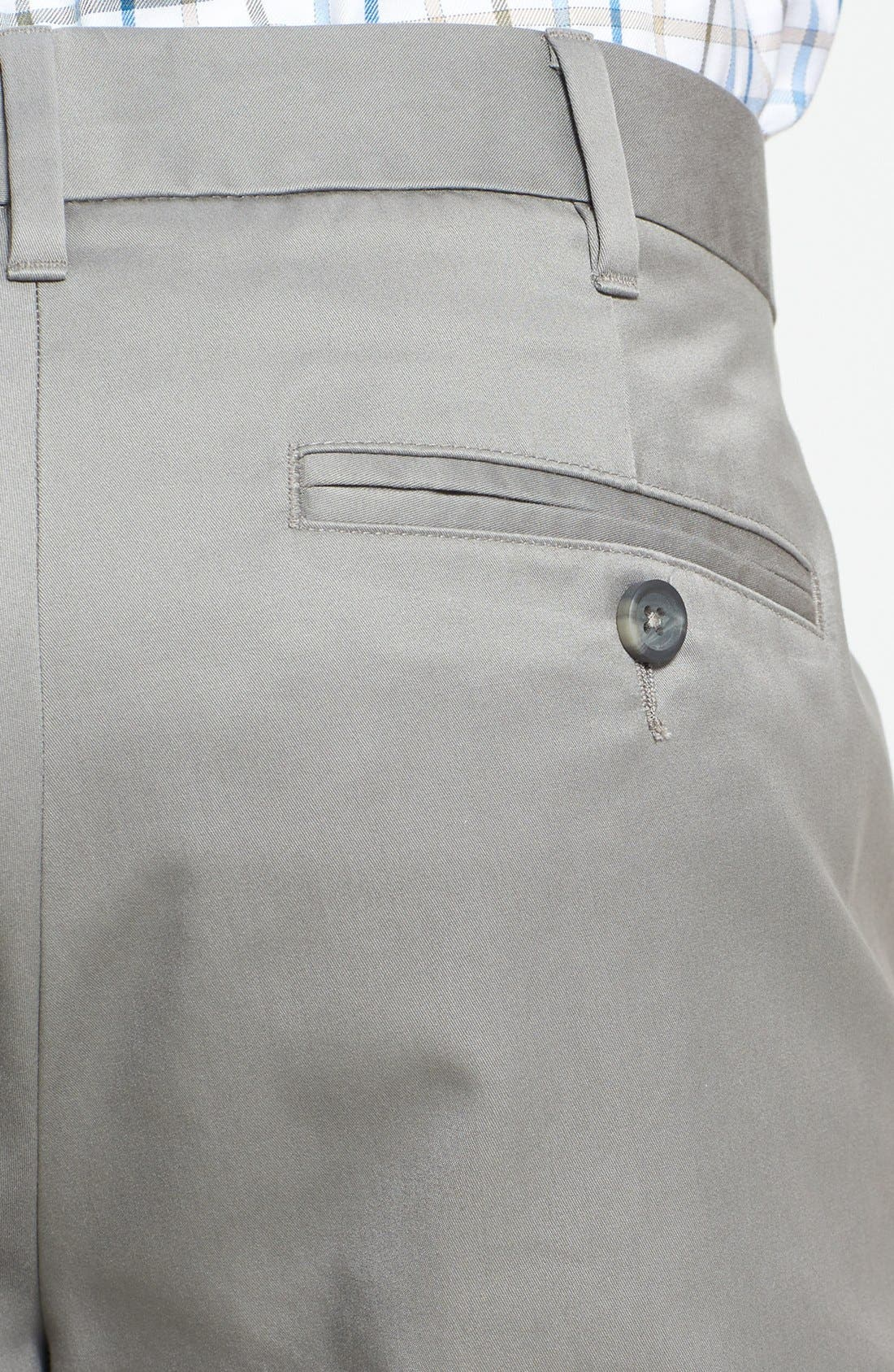 Alternate Image 4  - Bonobos 'Weekday Warriors' Non-Iron Slim Fit Cotton Chinos