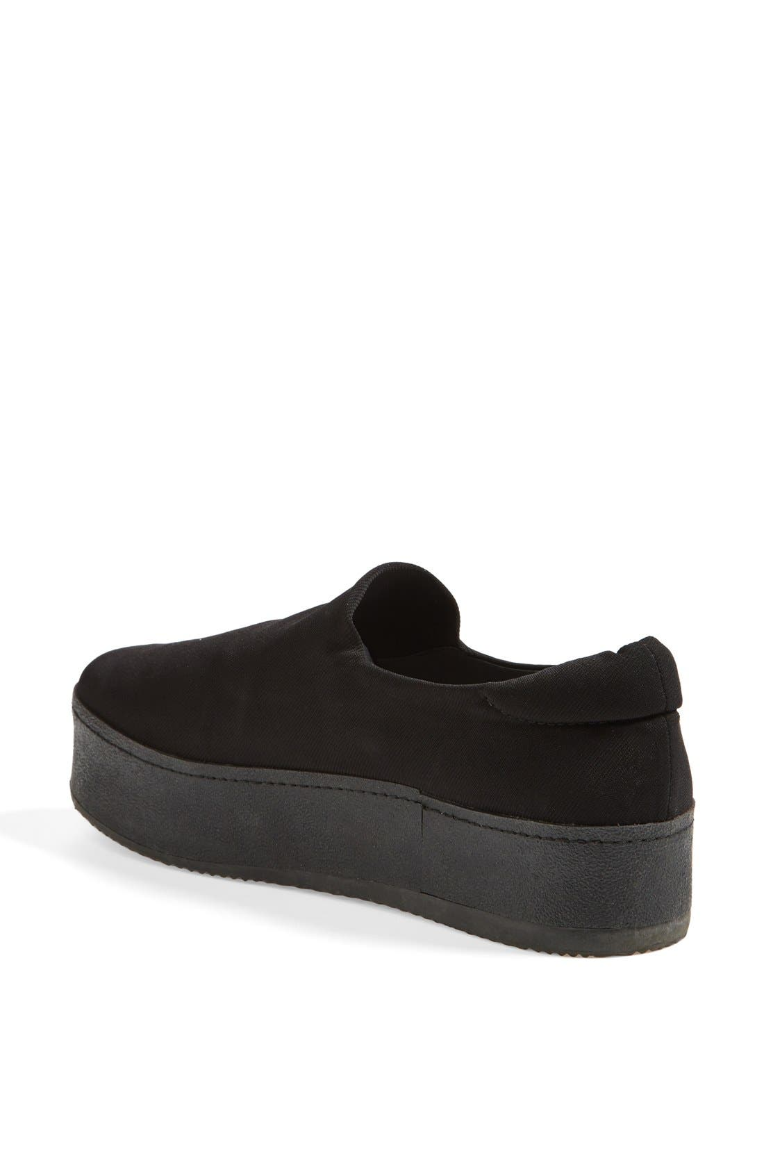 Alternate Image 2  - Opening Ceremony 'Grunge' Slip-On Platform Sneaker (Women)