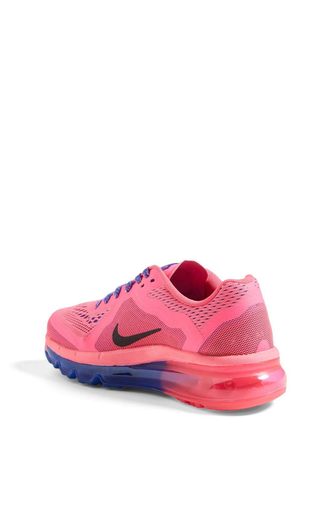 Alternate Image 2  - Nike 'Air Max 2014' Running Shoe (Big Kid) (Online Only)