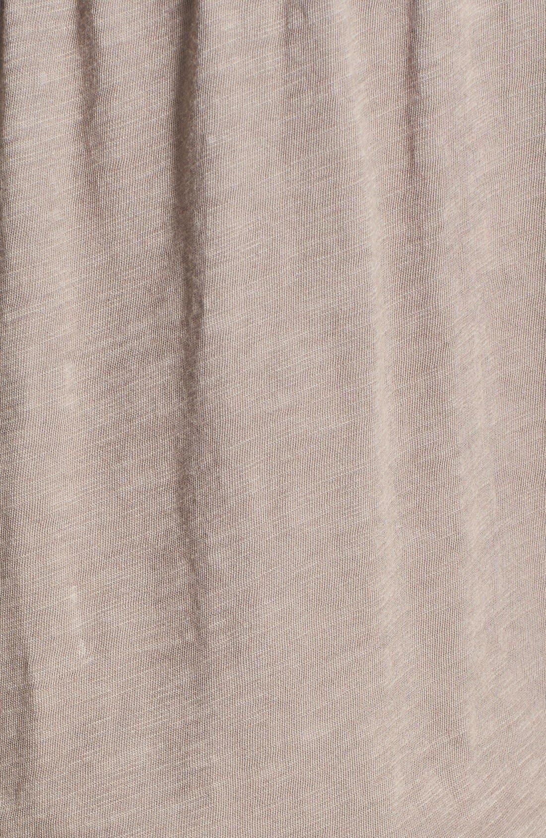 Alternate Image 3  - Allen Allen Strapless Tube Dress