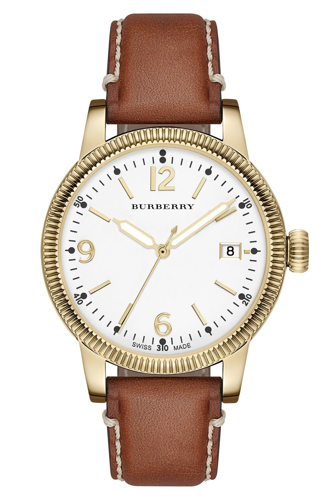 burberry 38mm watch