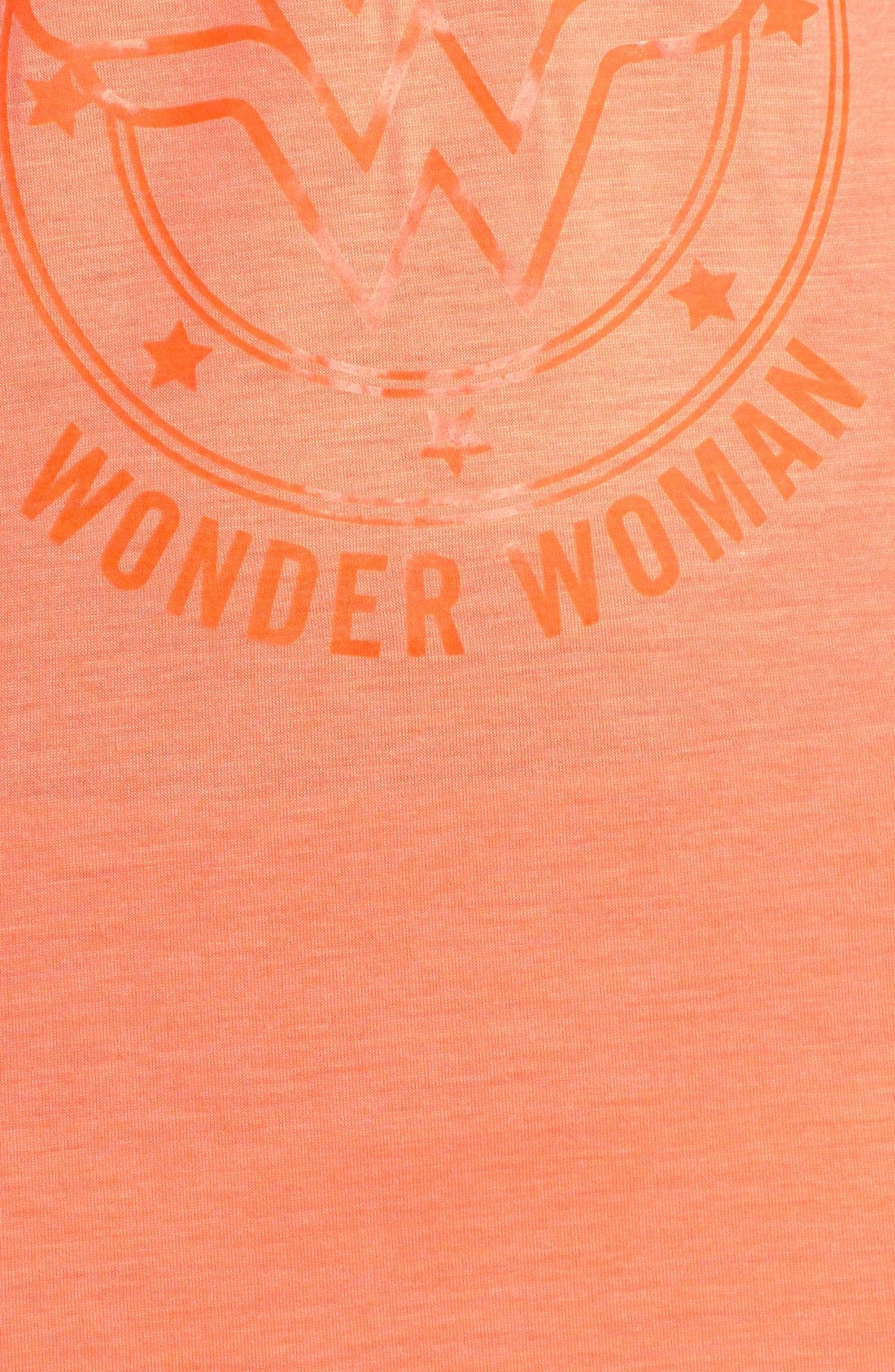 Alternate Image 4  - Under Armour 'Alter Ego - Wonder Woman' Racerback Tank