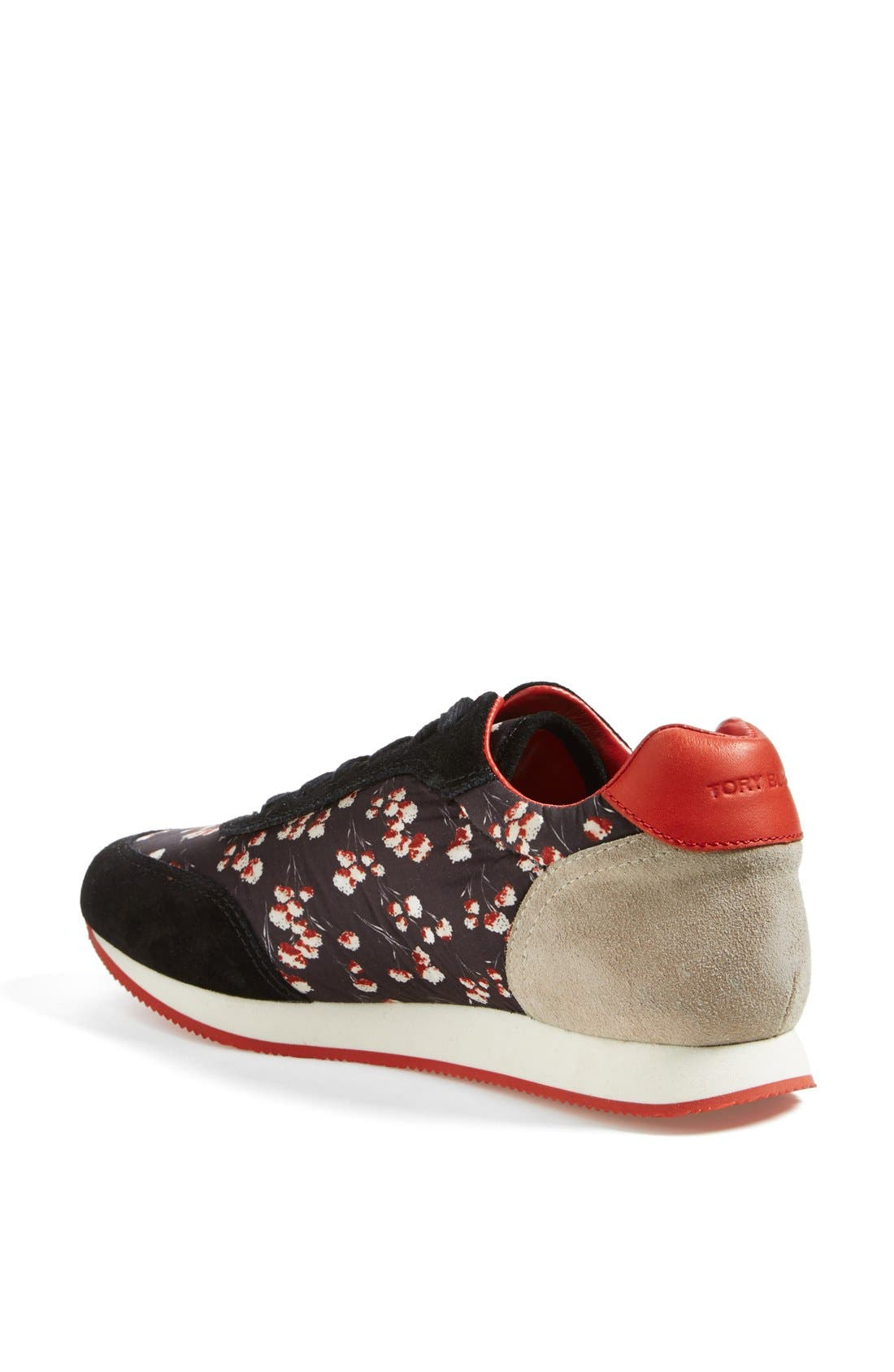 Alternate Image 2  - Tory Burch 'Delancey' Print Sneaker
