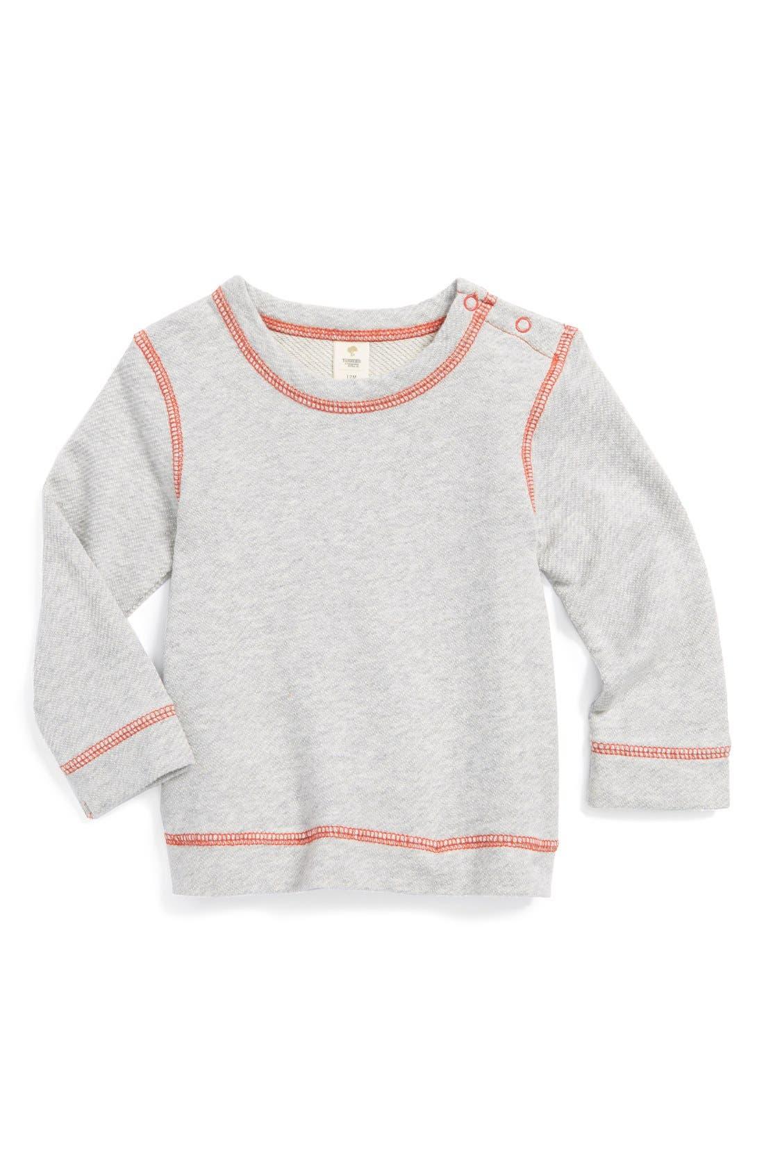 Alternate Image 1 Selected - Tucker + Tate Cotton Sweatshirt (Baby Boys)