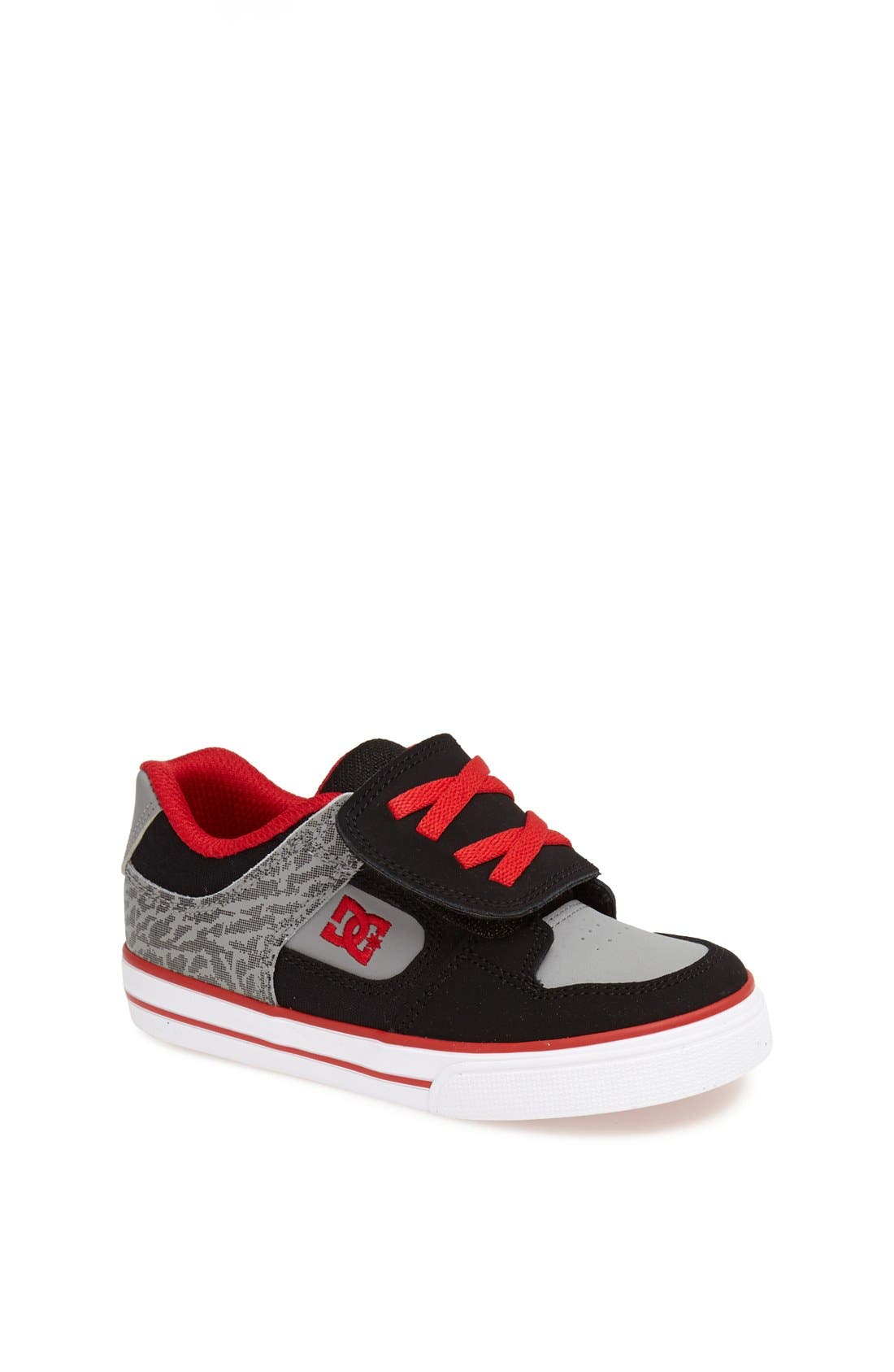 Alternate Image 1 Selected - DC SHOES PURE VELCRO SNEAKER