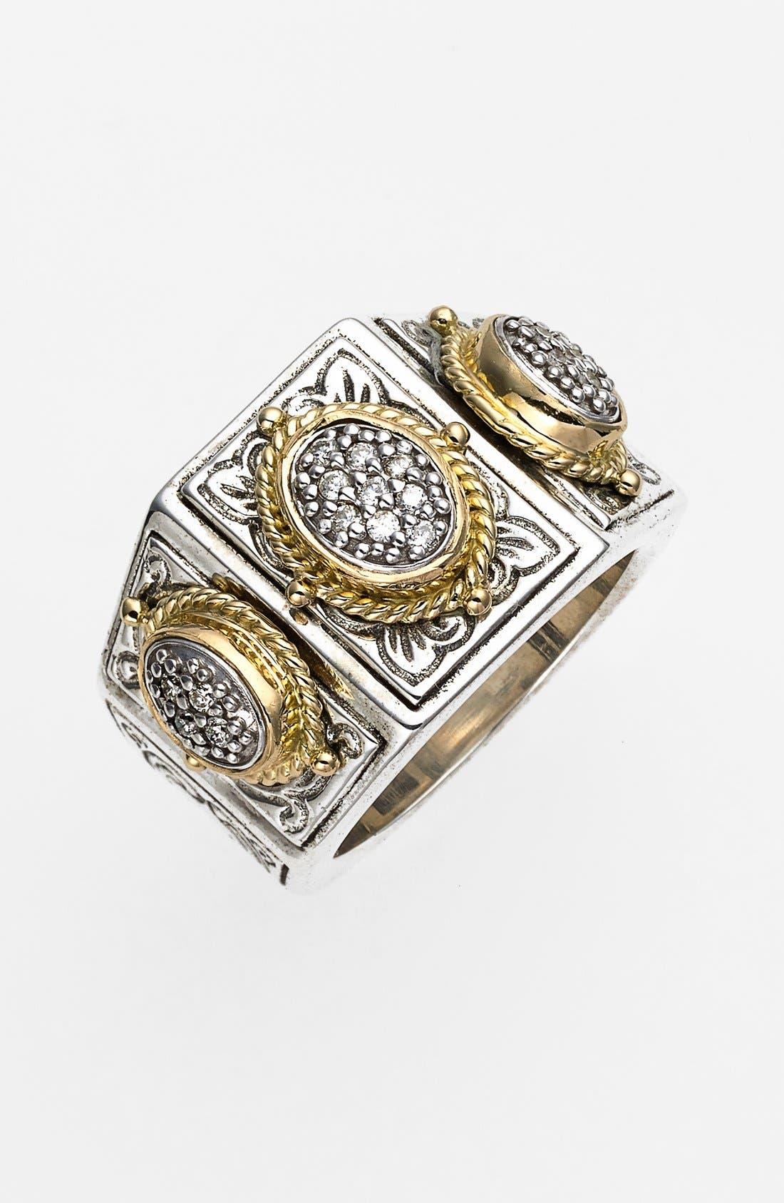 Konstantino 'Diamond Classics' Diamond Ring