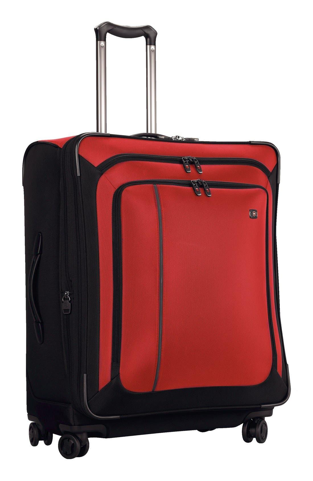 Main Image - Victorinox Swiss Army® 'Werks - Traveler' Rolling Suitcase (27 Inch)
