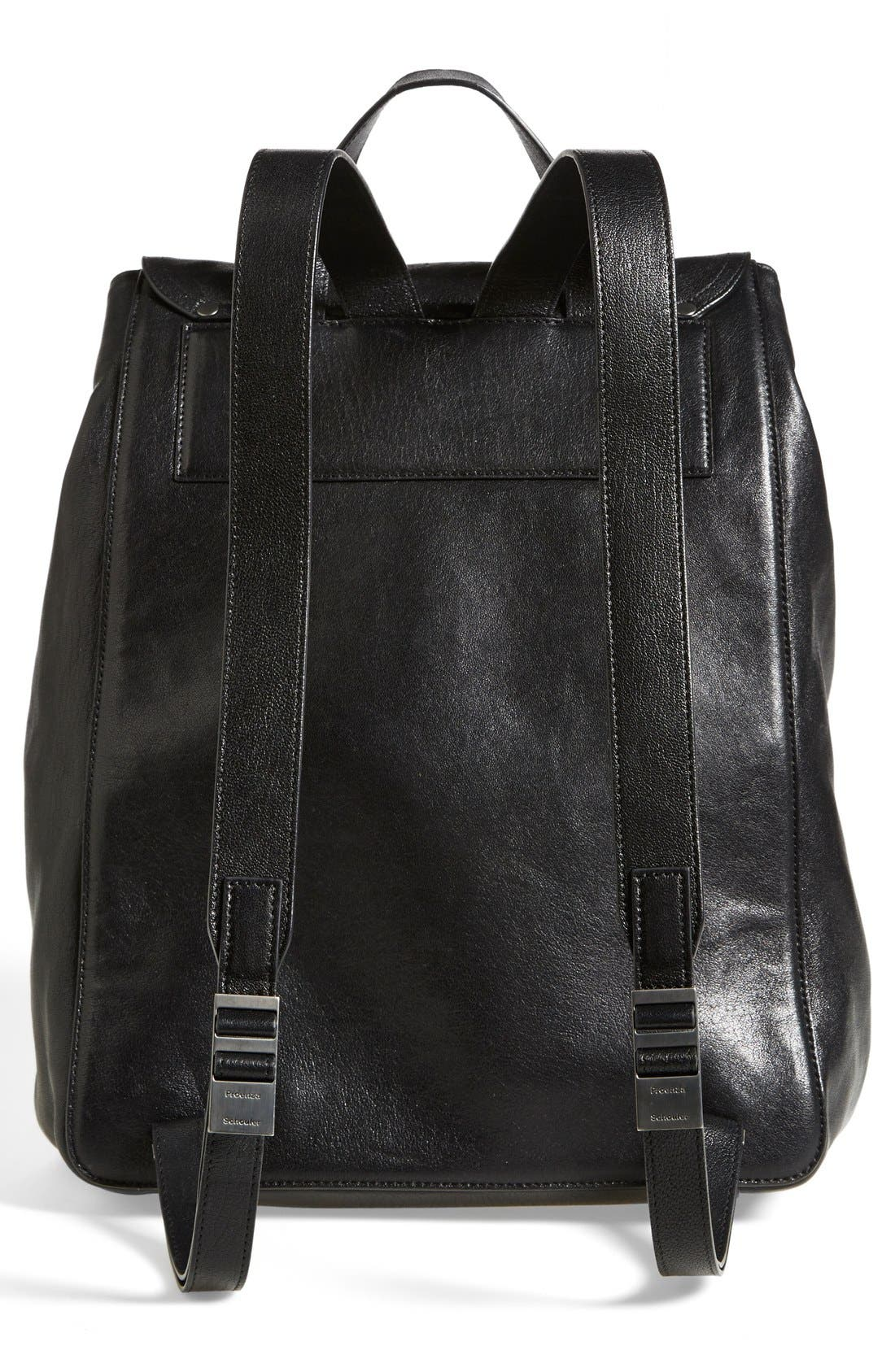 Alternate Image 4  - Proenza Schouler 'PS1' Leather Backpack