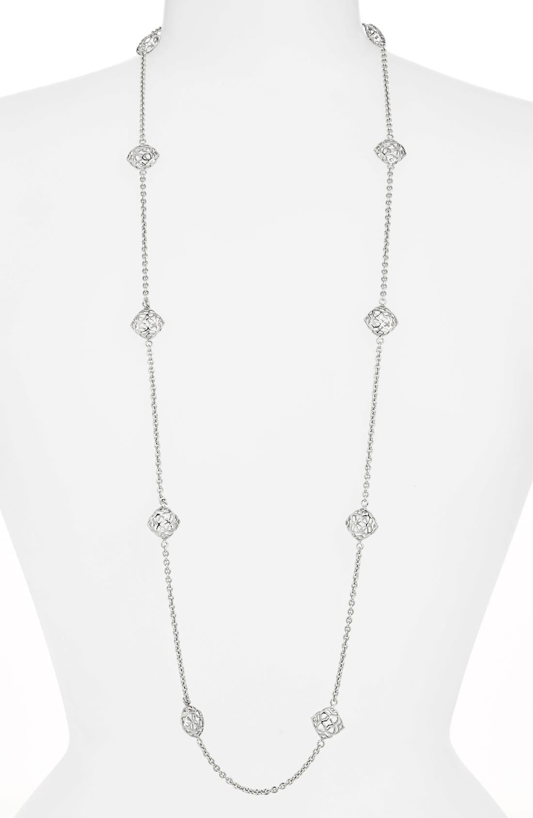 Alternate Image 1 Selected - Kendra Scott 'Nemera' Long Station Necklace
