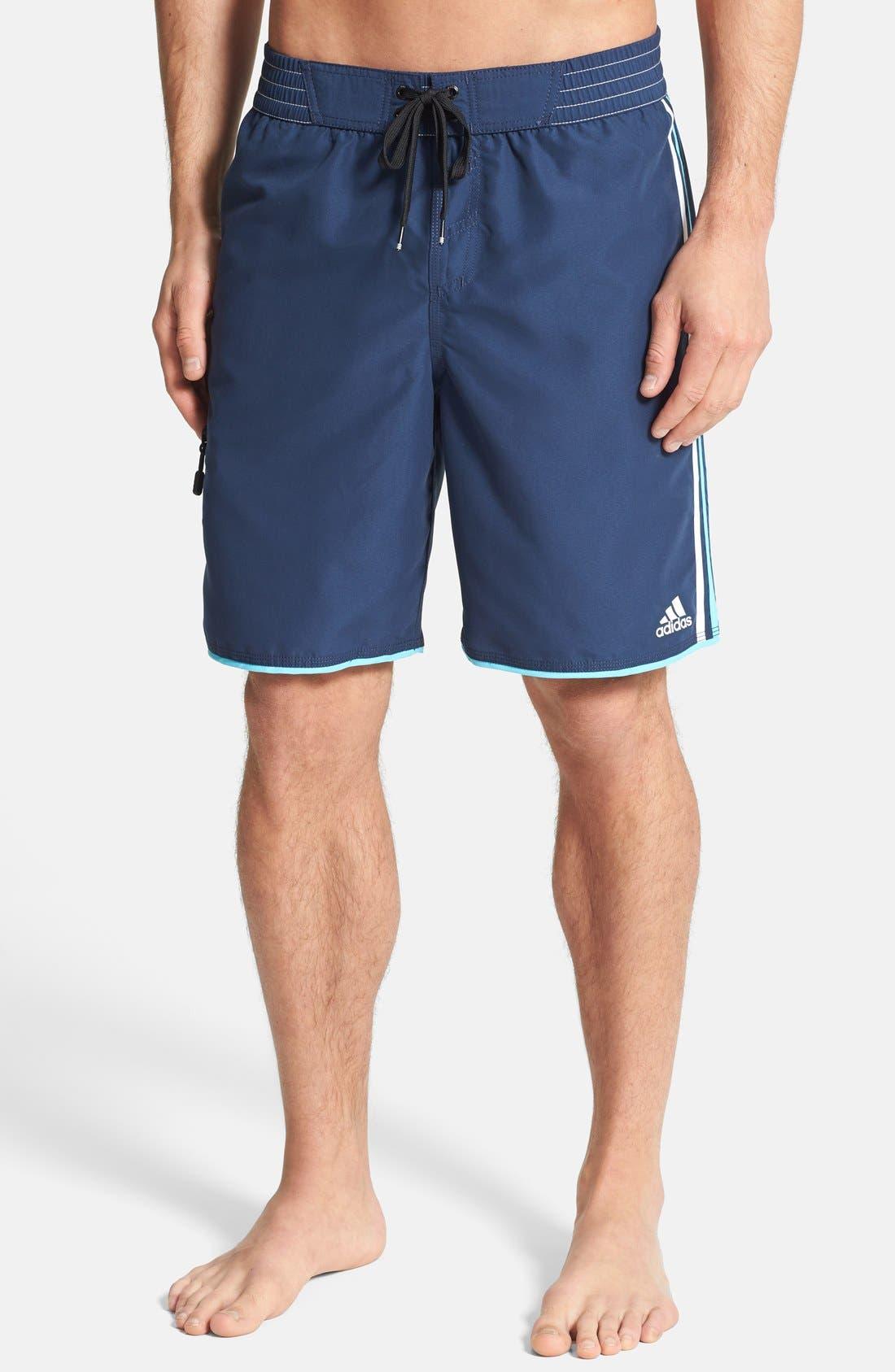 Alternate Image 1 Selected - adidas 'Core' Swim Trunks
