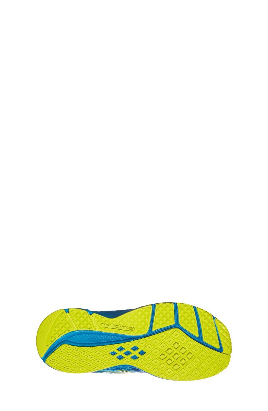 Alternate Image 4  - New Balance '890 - Python' Sneaker (Toddler & Little Kid)