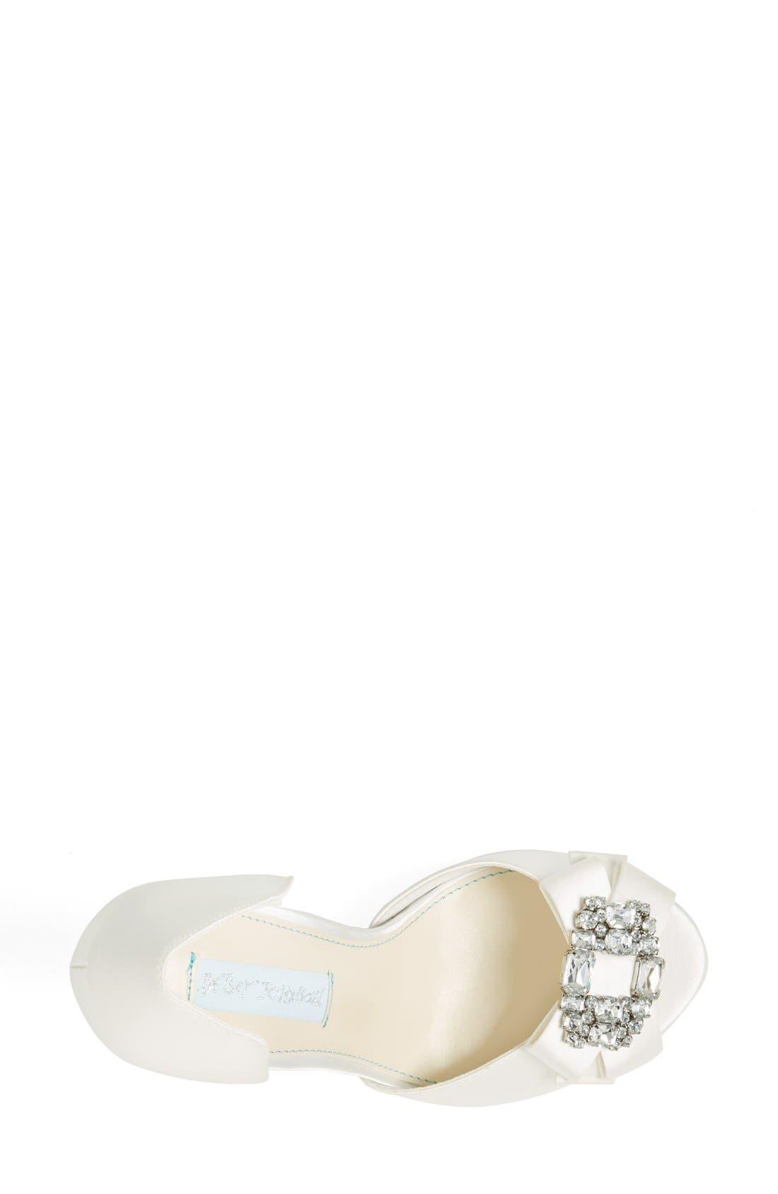 Alternate Image 3  - Betsey Johnson 'Glam' Sandal