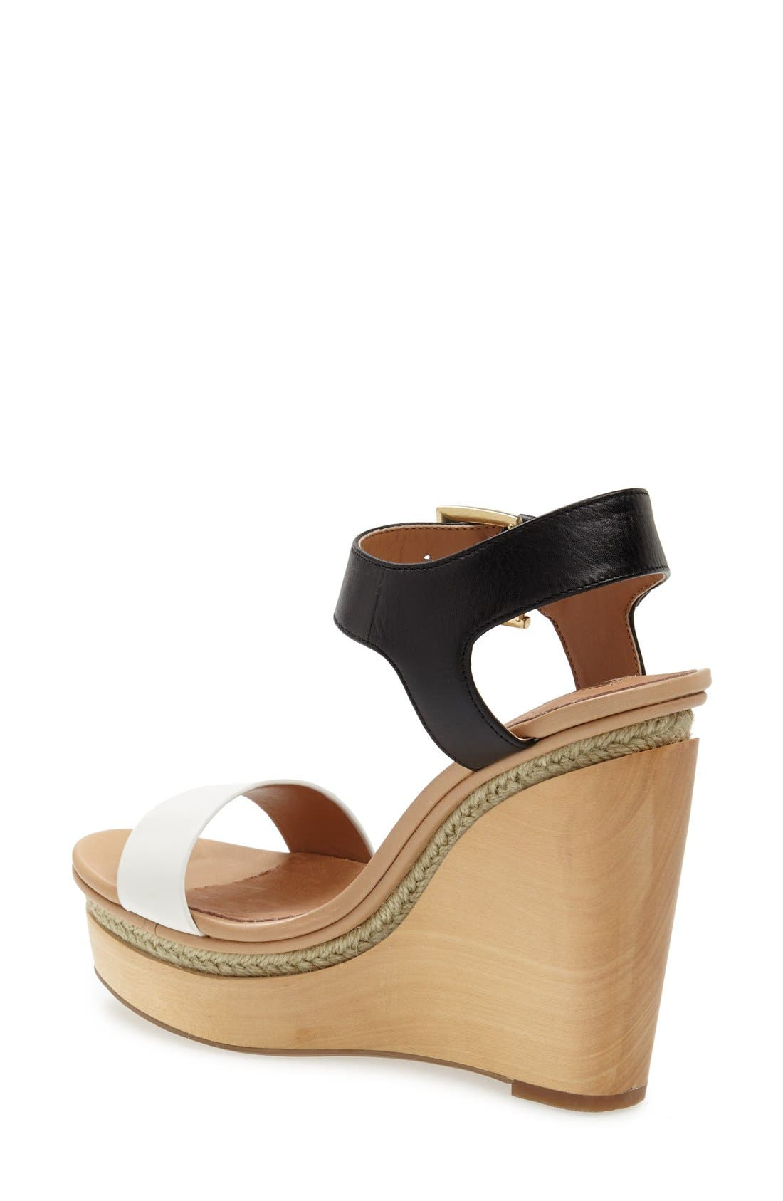 Alternate Image 2  - HALOGEN JANAE WEDGE SANDAL