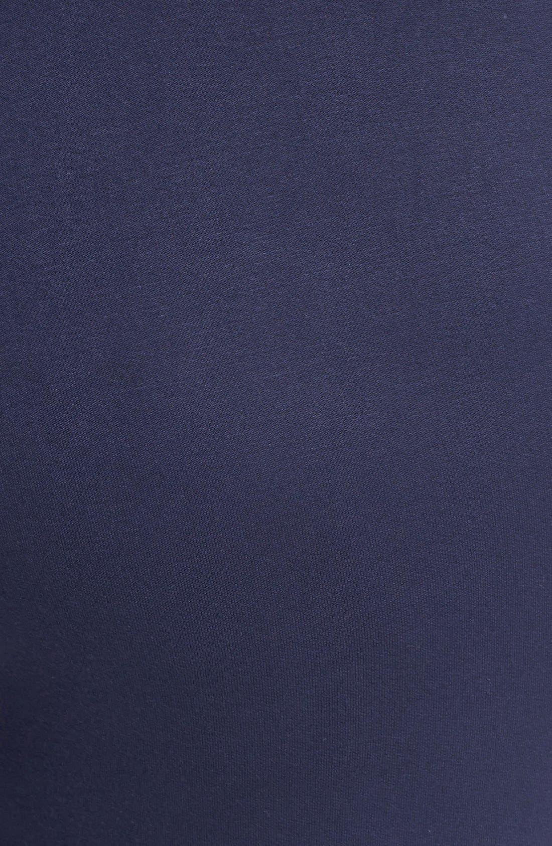 Alternate Image 3  - Shimera Ruched Waist Lounge Pants (Plus Size)