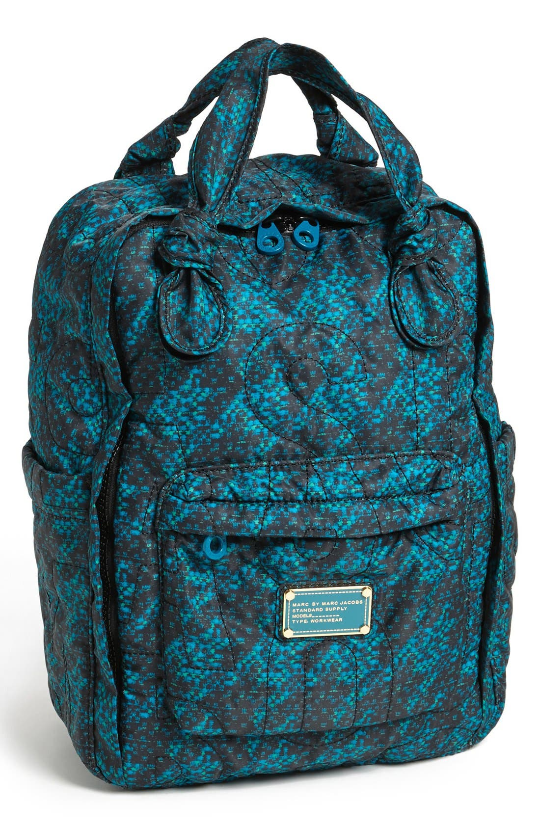 Alternate Image 1 Selected - MARC BY MARC JACOBS 'Terrance' Jacquard Print Knapsack