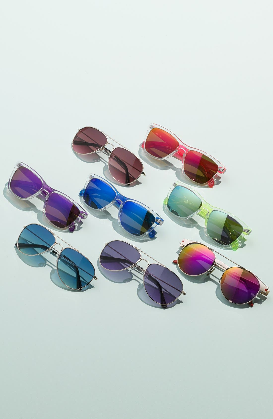 Alternate Image 3  - Sunski 'Originals' 53mm Retro Polarized Sunglasses
