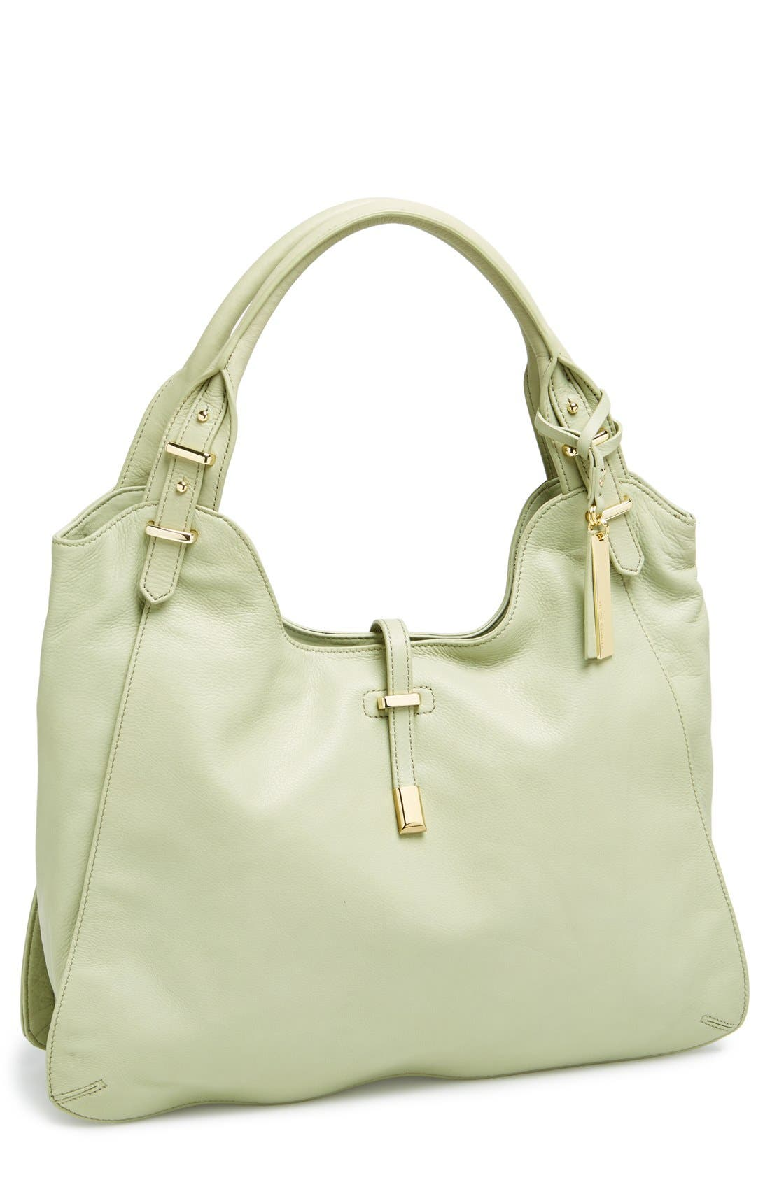 Alternate Image 1 Selected - Vince Camuto 'Molly' Leather Tote