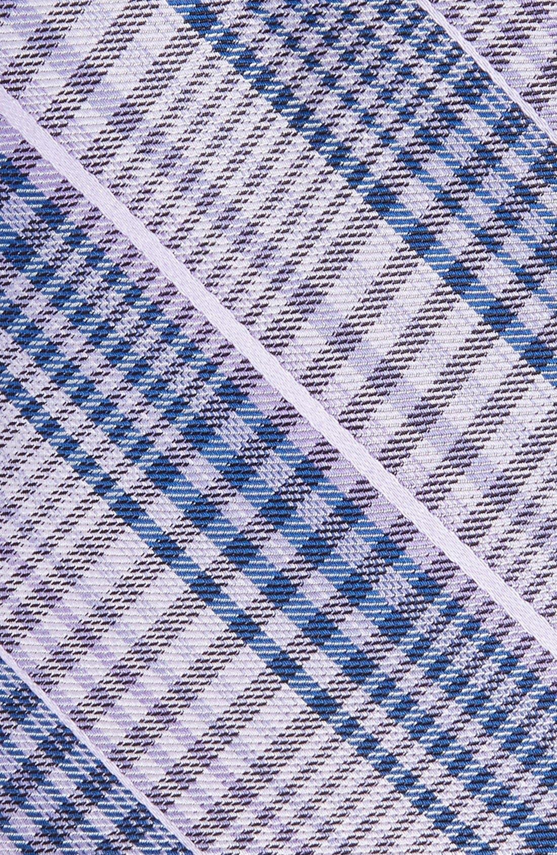 Alternate Image 2  - 1901 'Davis' Woven Silk Tie