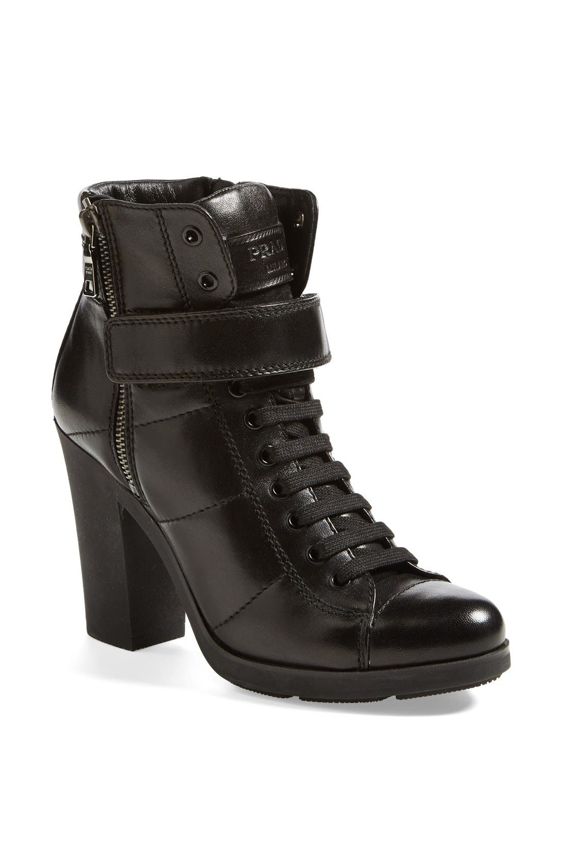 Main Image - Prada Short Boot