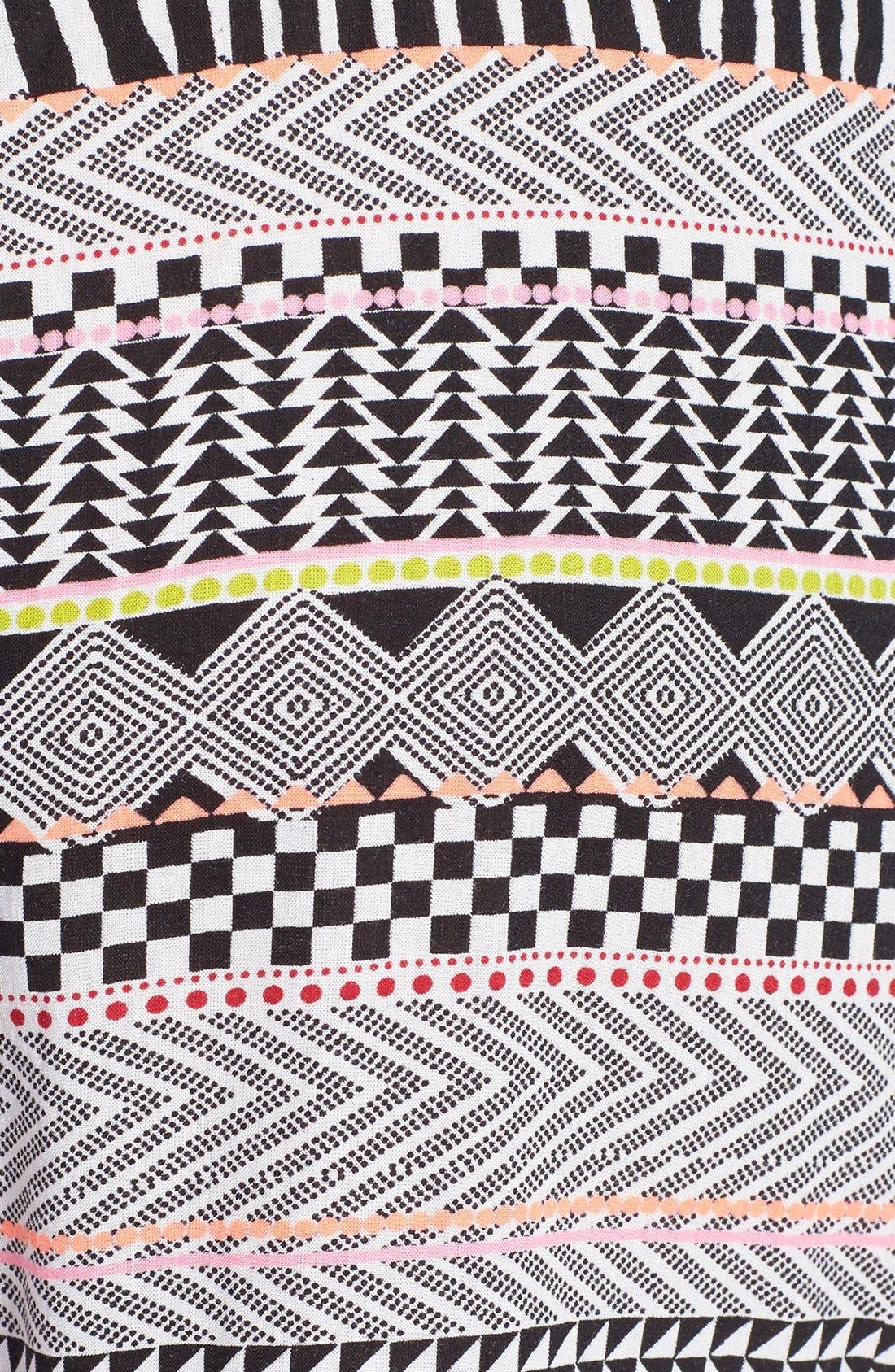 Alternate Image 3  - kensie 'Sun Seekers' Pajama Pants