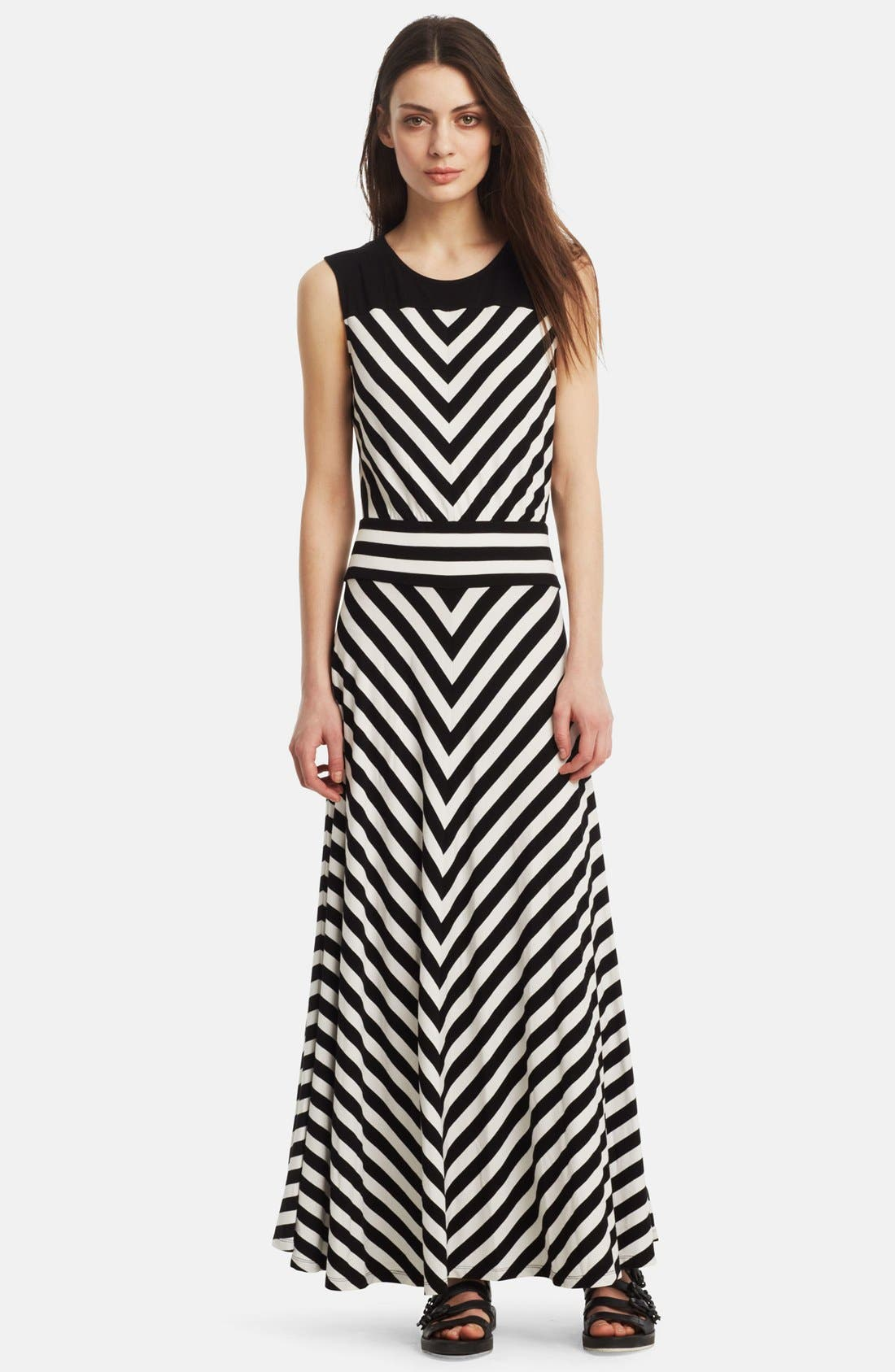 Alternate Image 1 Selected - Kenneth Cole New York 'Harmony' Maxi Dress