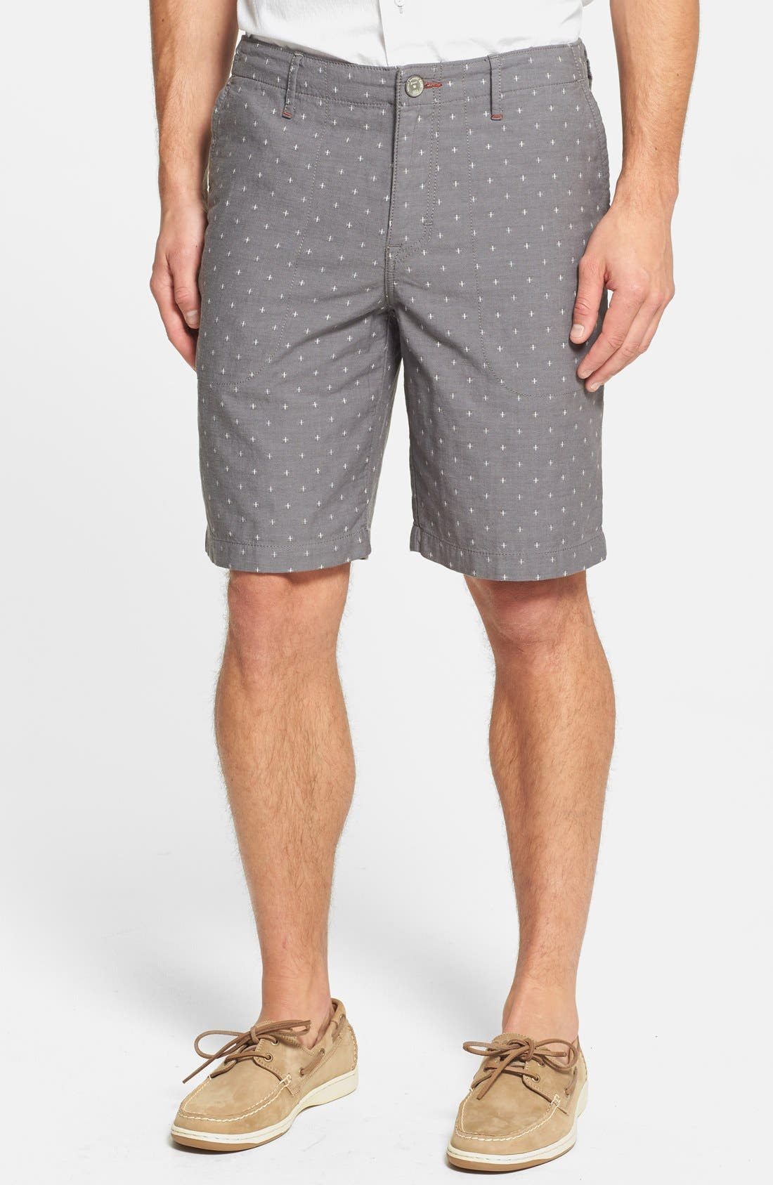 Alternate Image 1 Selected - Tommy Bahama Denim 'Off The Grid' Shorts