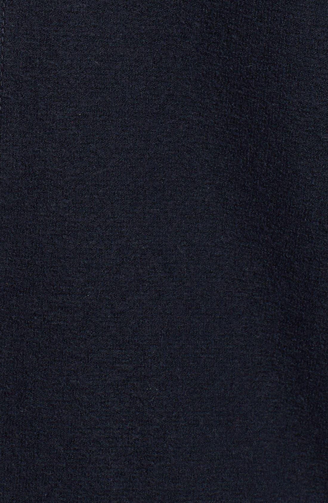 Alternate Image 4  - Burberry Brit 'Tylesmead' Wool Coat