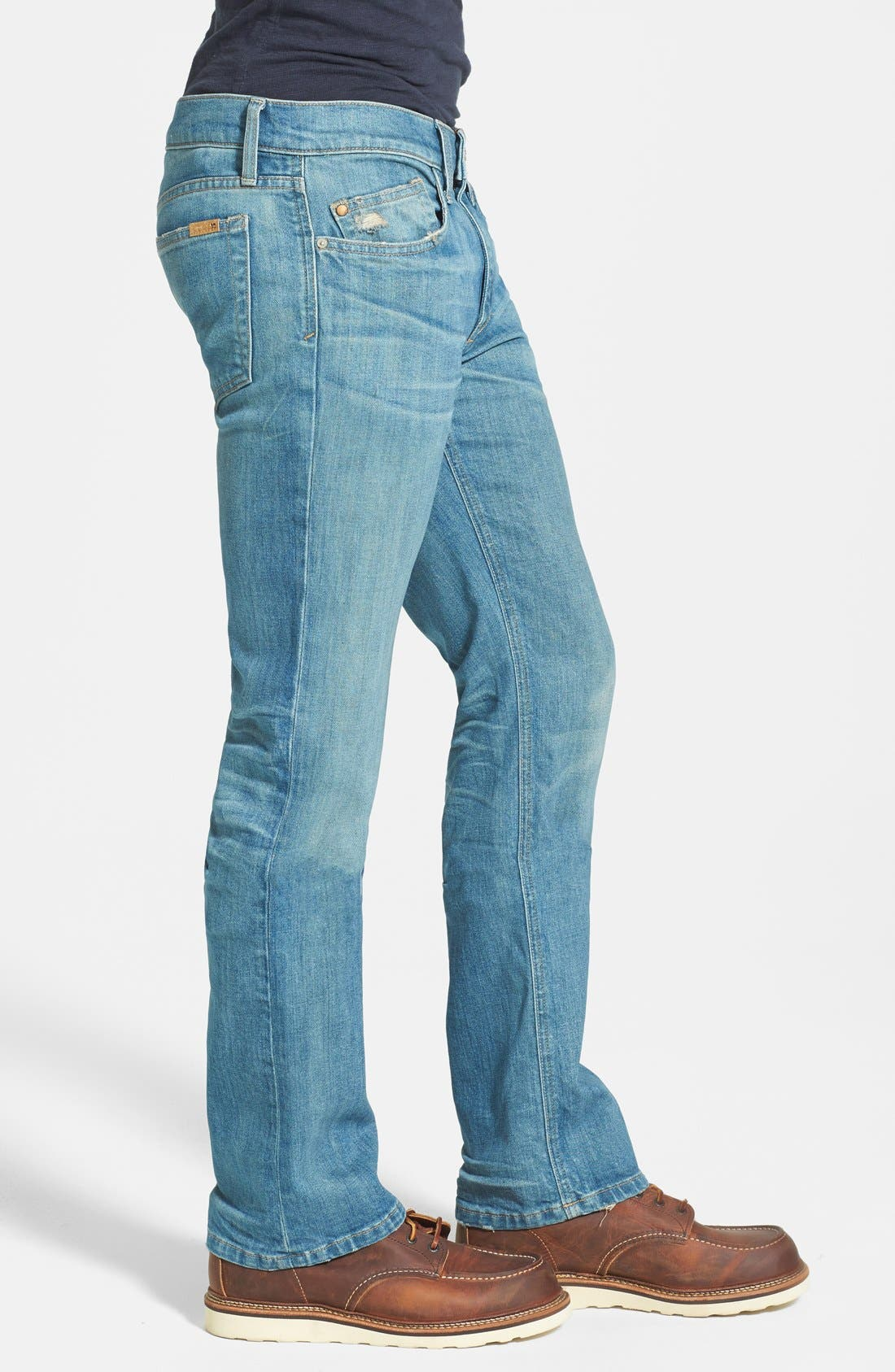 Alternate Image 3  - Joe's 'Rocker' Bootcut Jeans (Tumas)