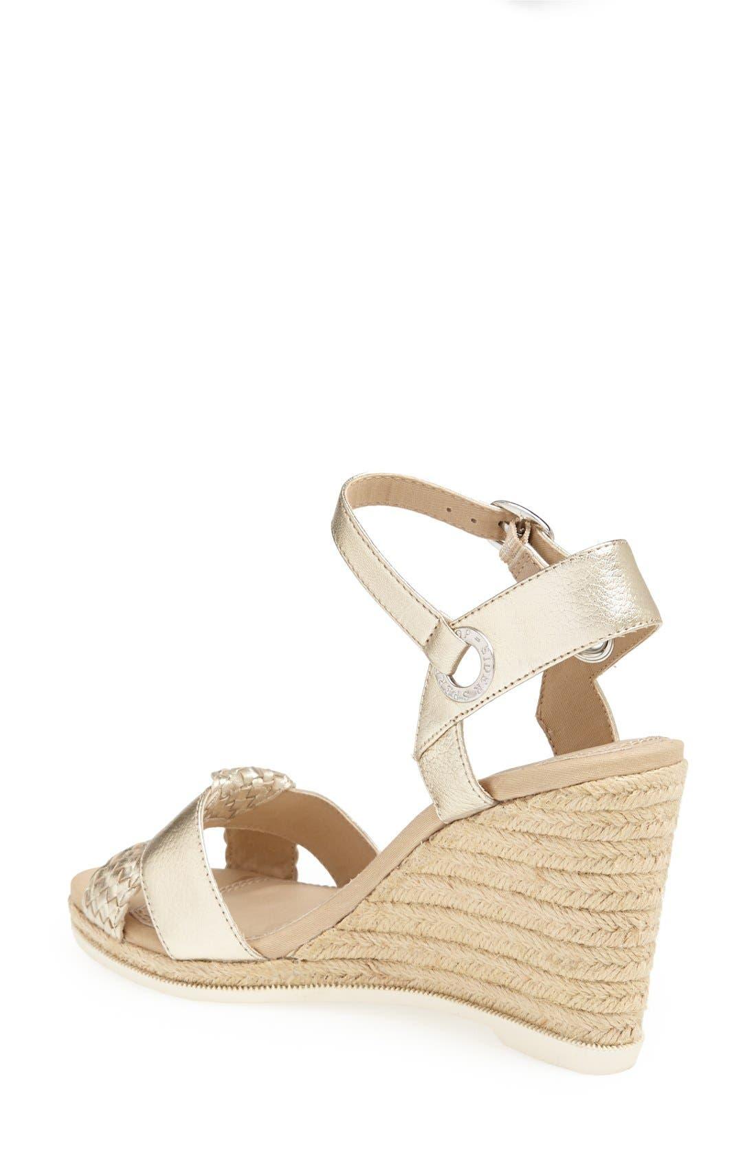 Alternate Image 2  - Sperry Top-Sider® 'Saylor' Wedge Sandal (Women)